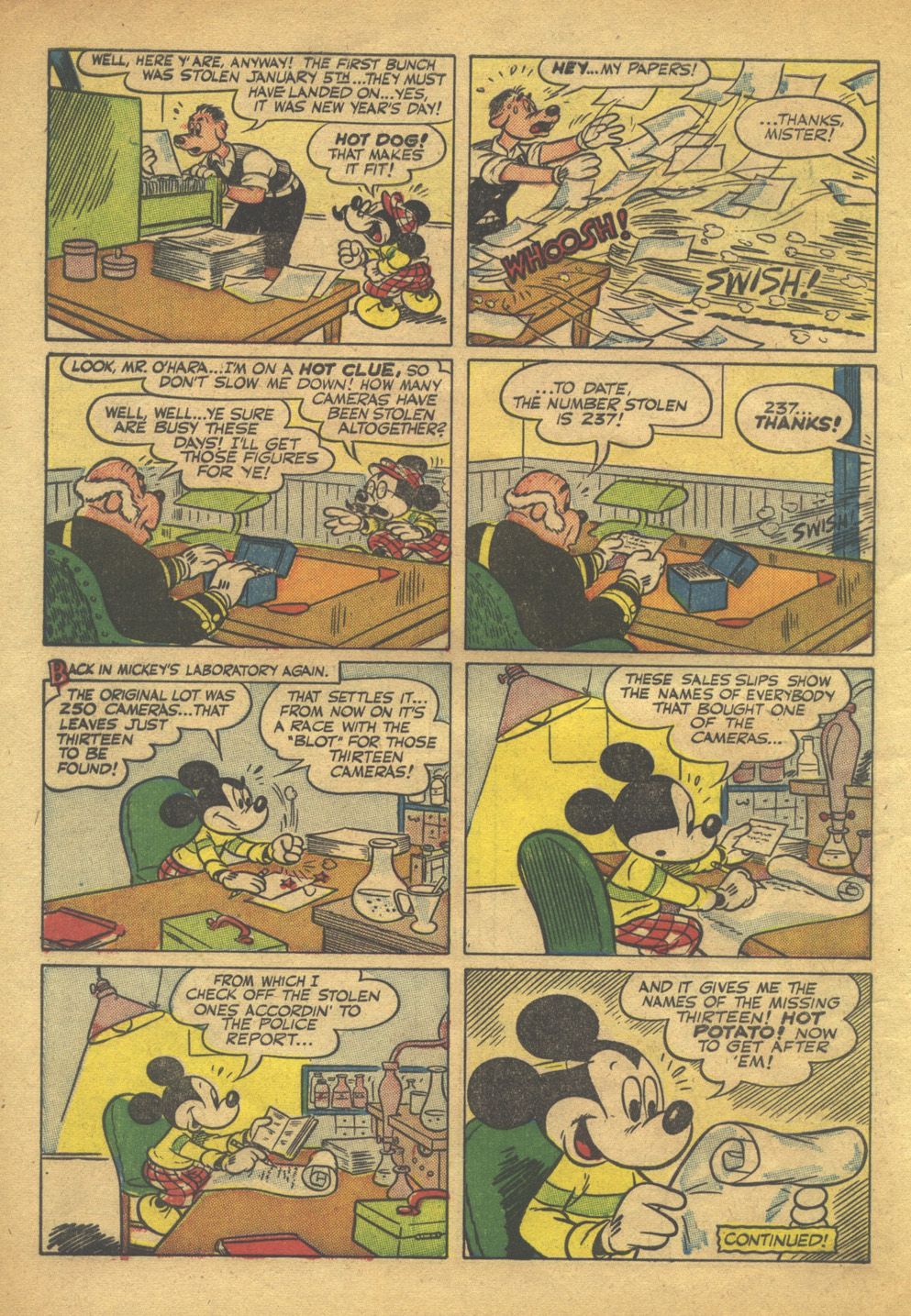 Walt Disney's Comics and Stories issue 103 - Page 50