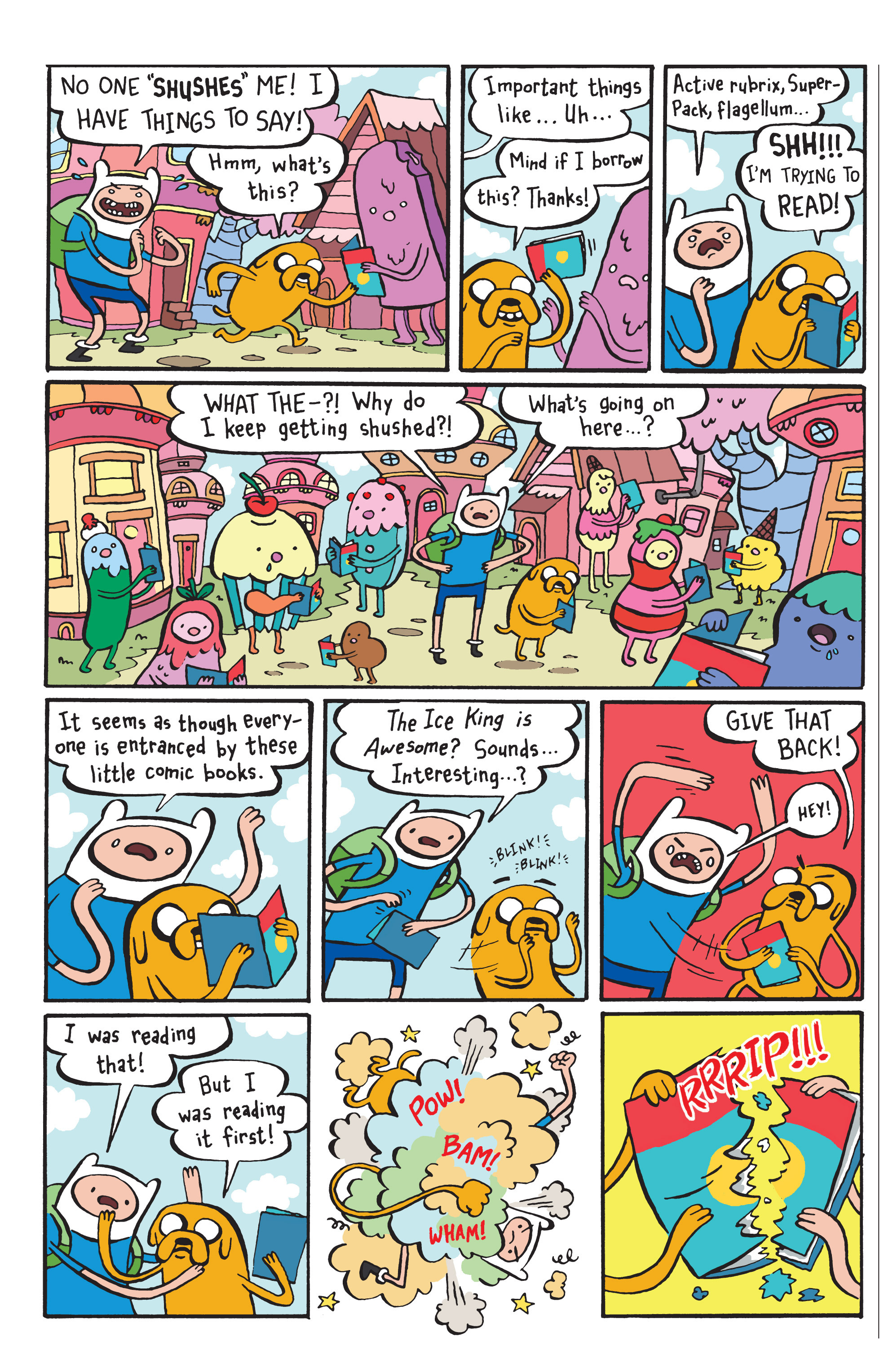 Adventure Time 12 Page 22