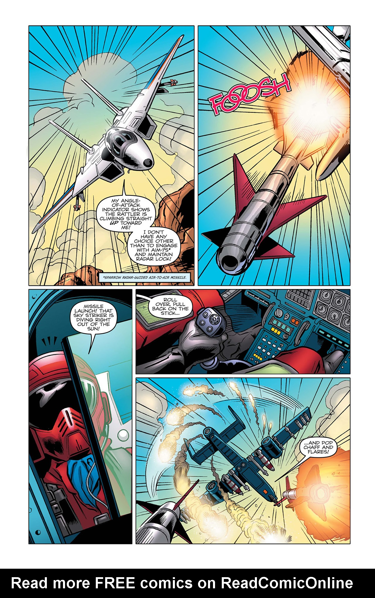 G.I. Joe: A Real American Hero 165 Page 12