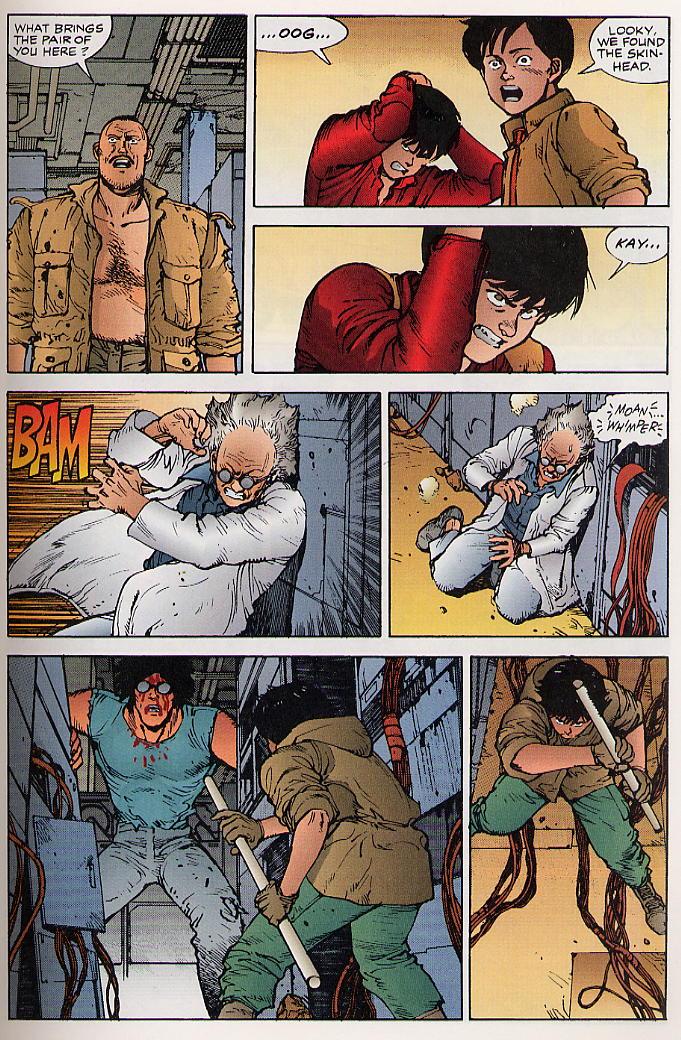 Read online Akira comic -  Issue #26 - 20