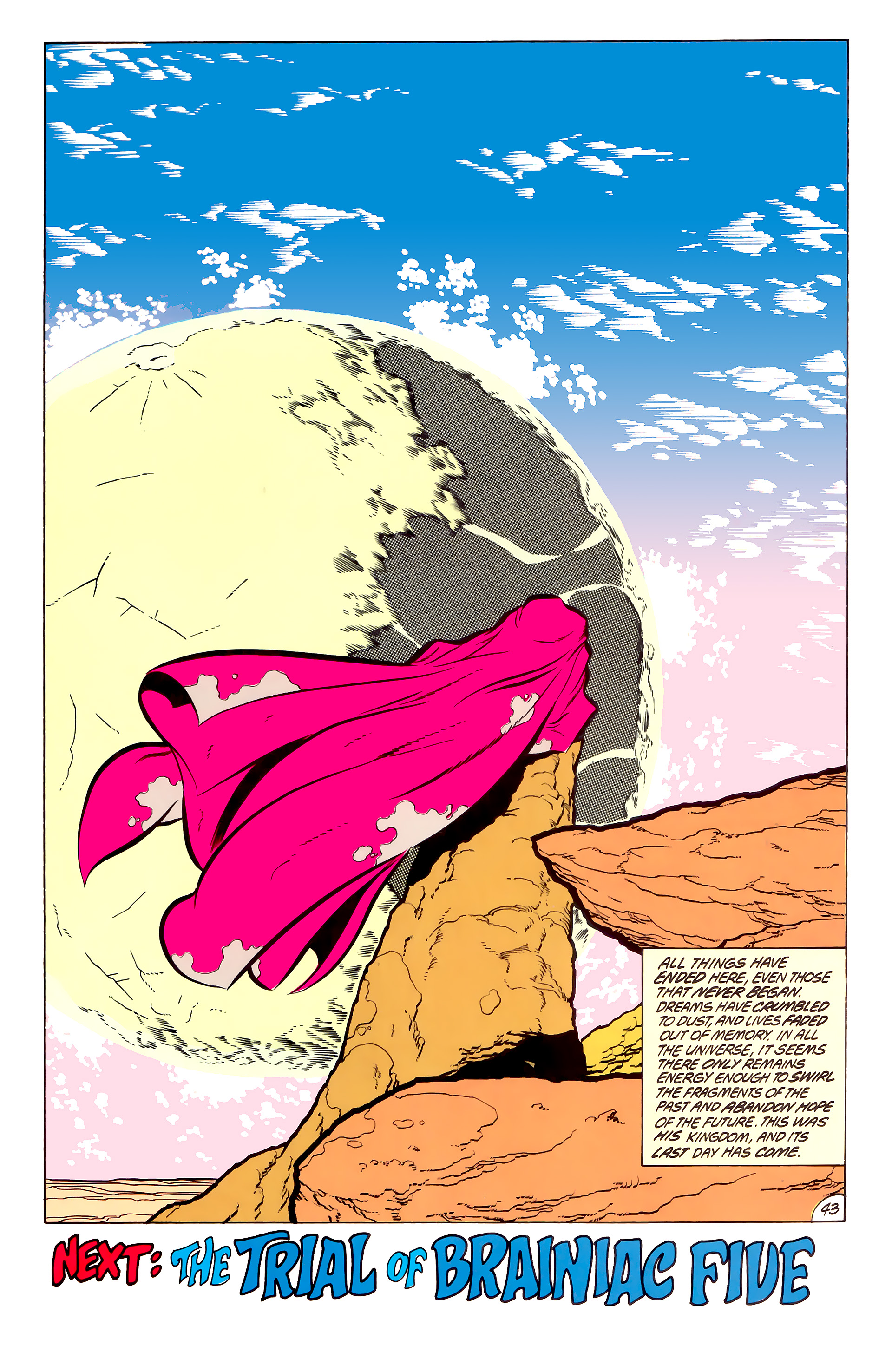 Legion of Super-Heroes (1984) 50 Page 42