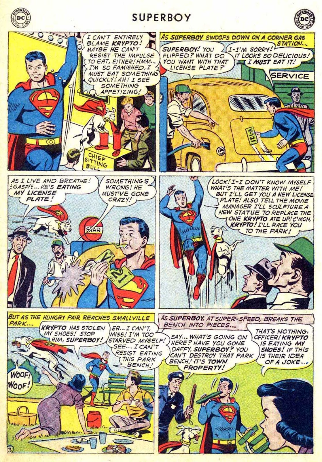 Superboy (1949) issue 91 - Page 22