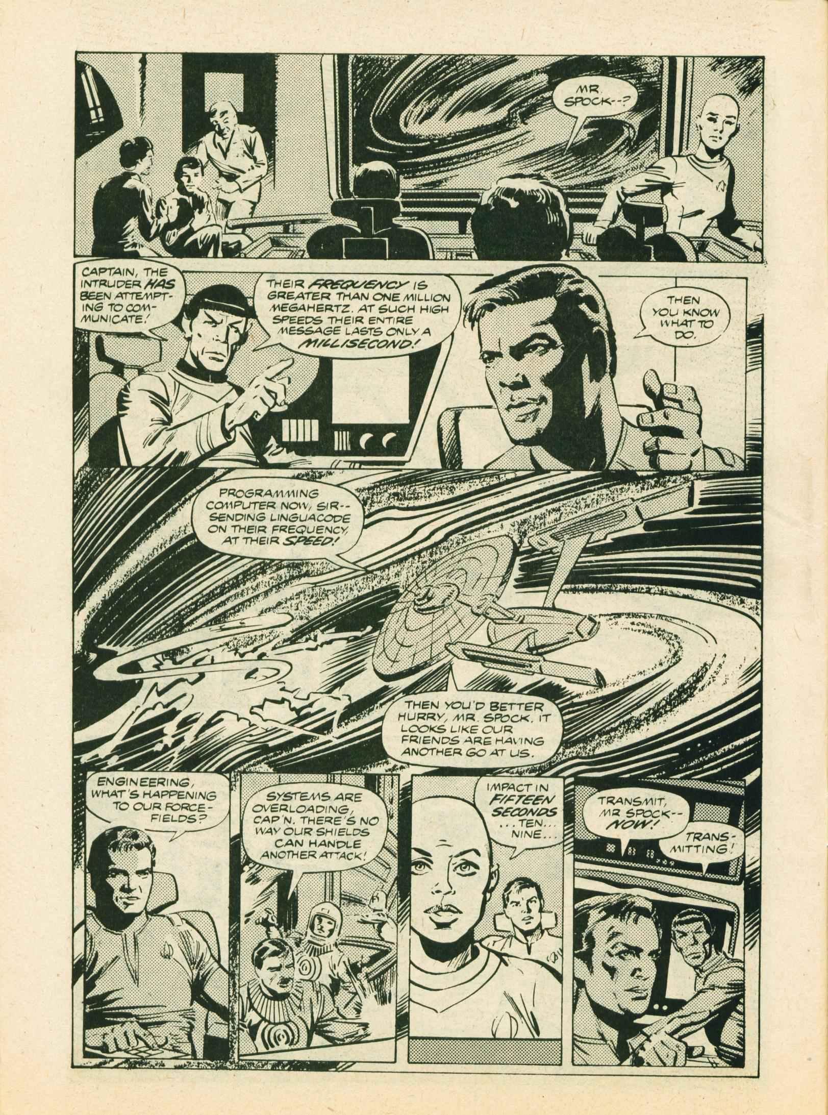 Read online Future Tense comic -  Issue #8 - 8