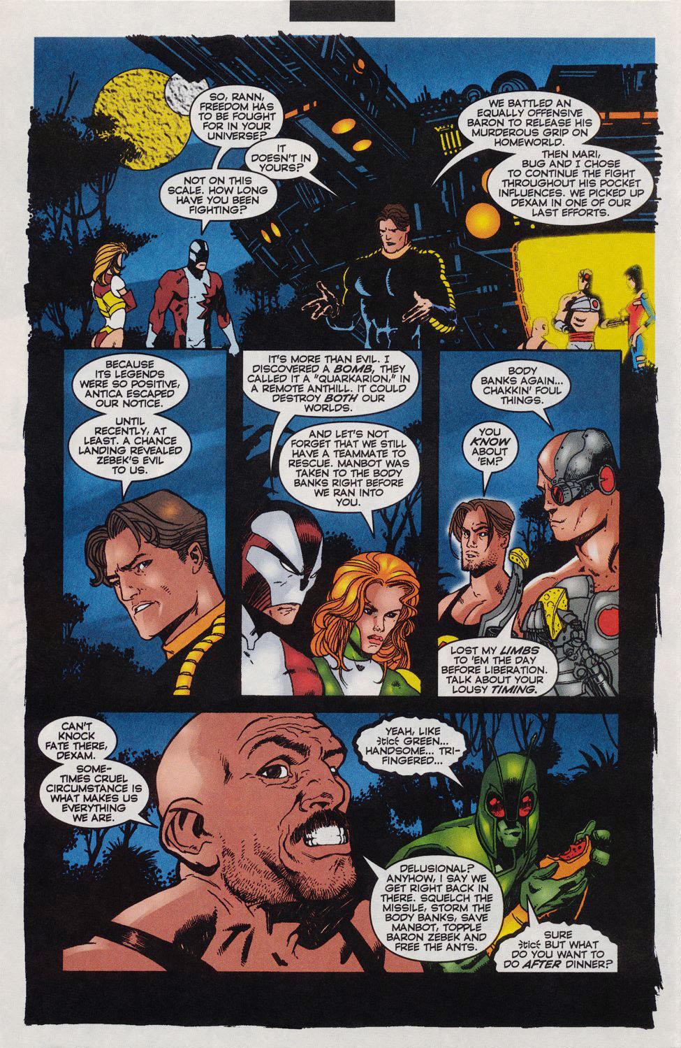 Read online Alpha Flight (1997) comic -  Issue #11 - 9