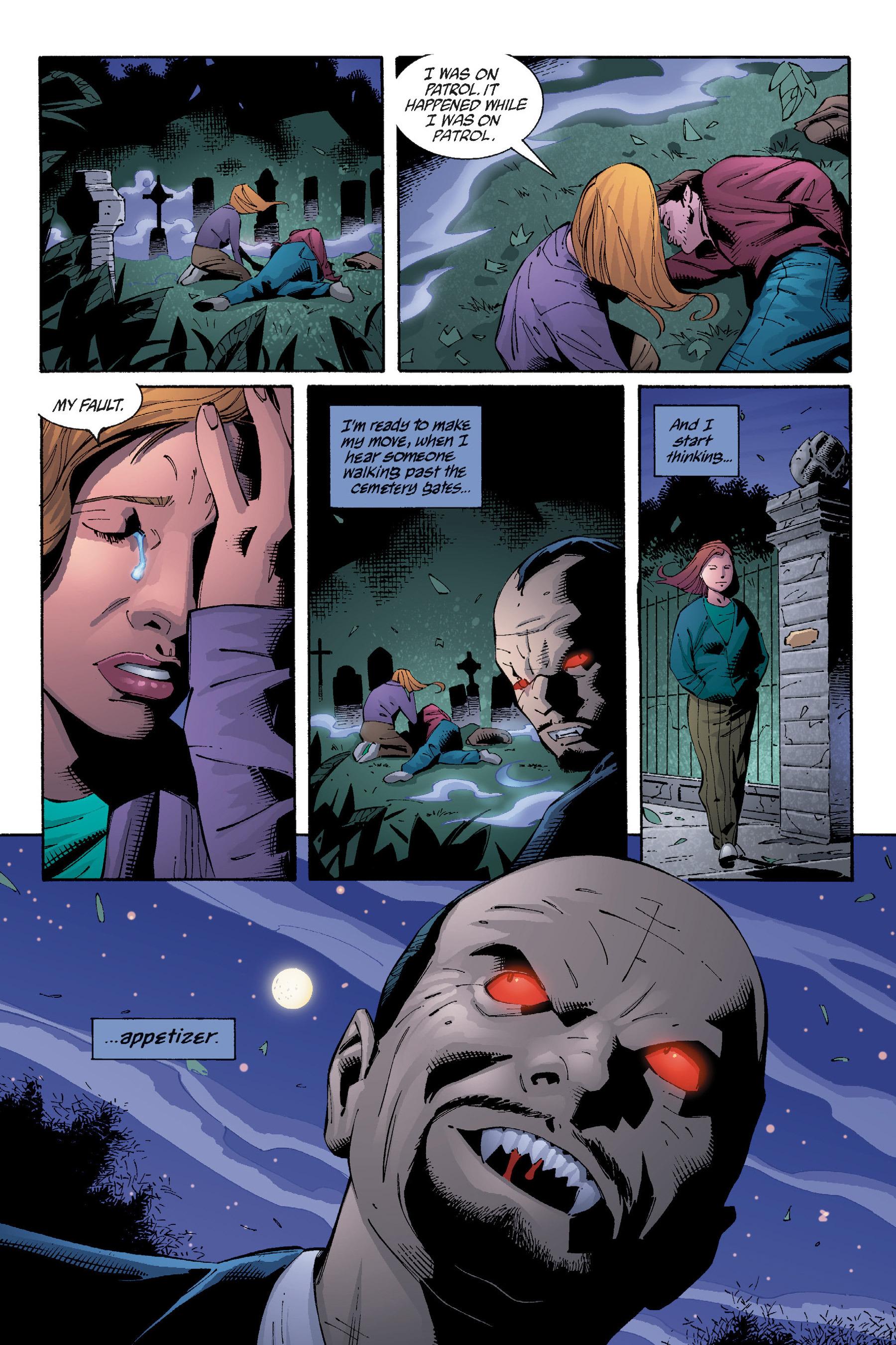 Read online Buffy the Vampire Slayer: Omnibus comic -  Issue # TPB 5 - 67