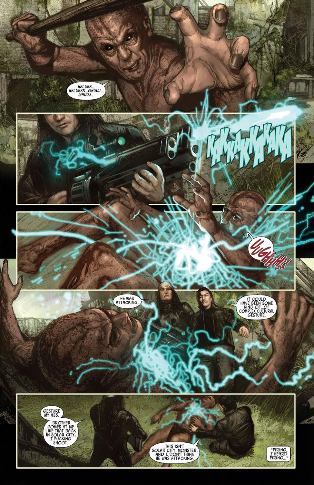 Read online After Dark comic -  Issue #2 - 18