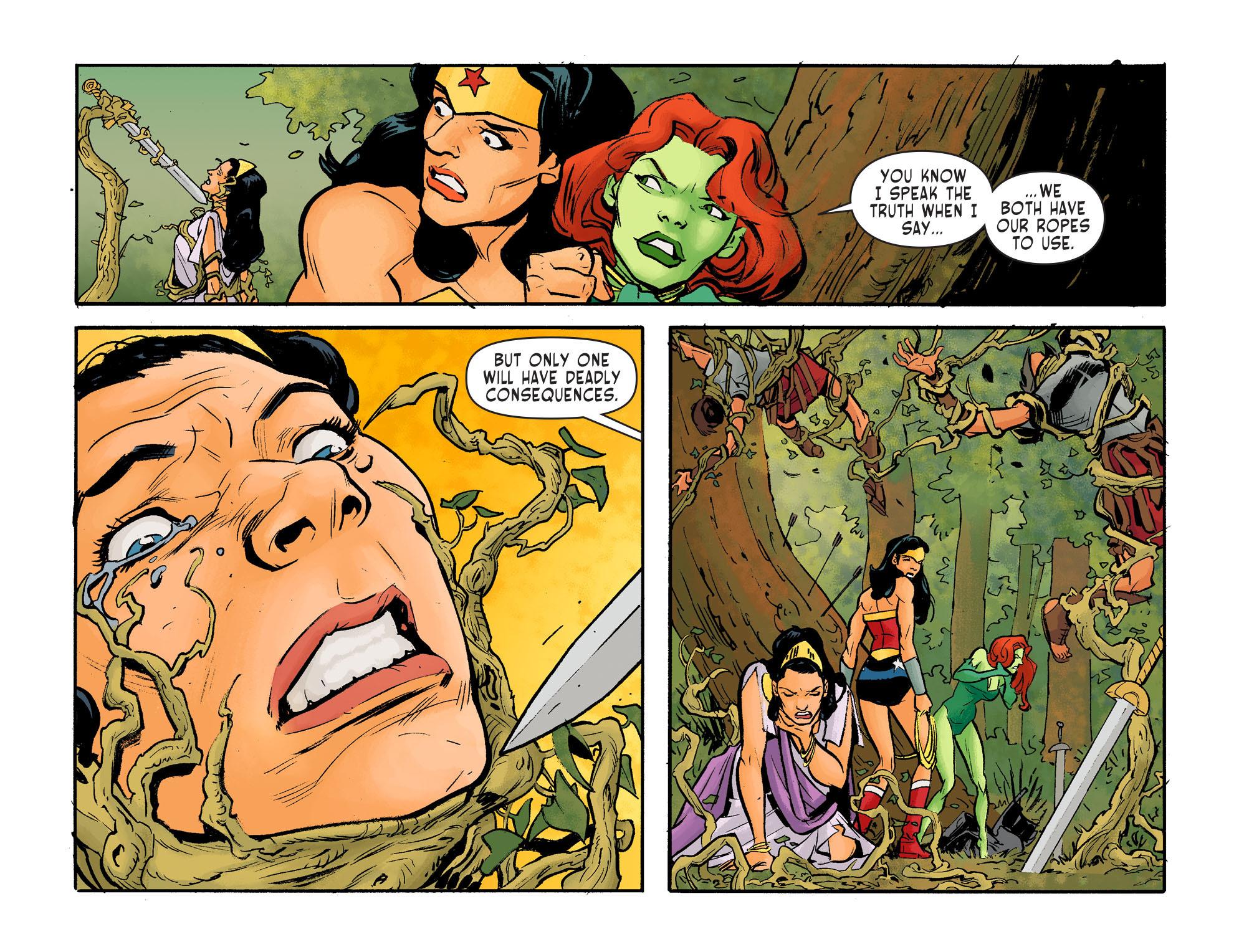 Read online Sensation Comics Featuring Wonder Woman comic -  Issue #31 - 12