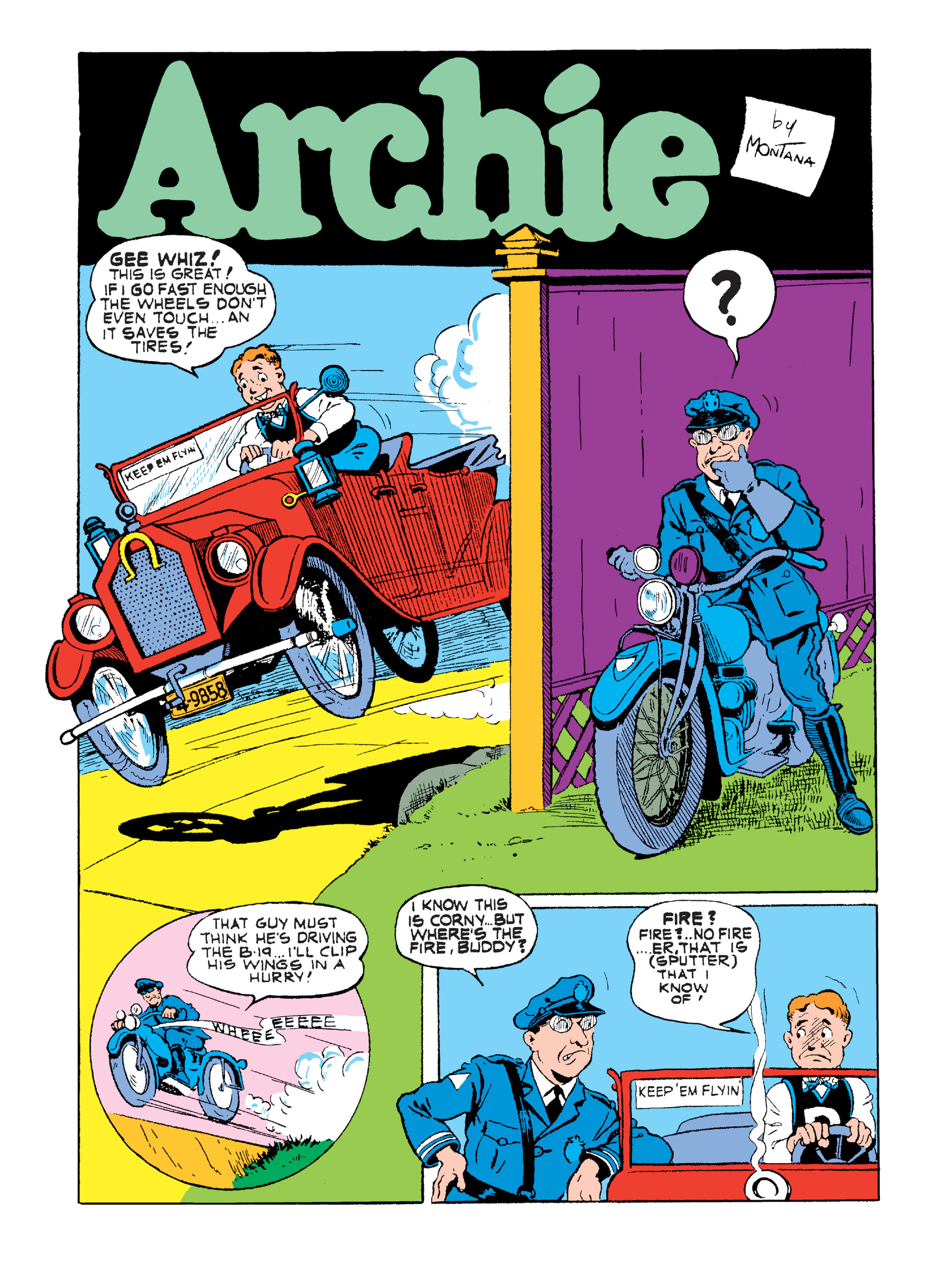 Read online Archie 1000 Page Comics Bonanza comic -  Issue #2 (Part 1) - 118