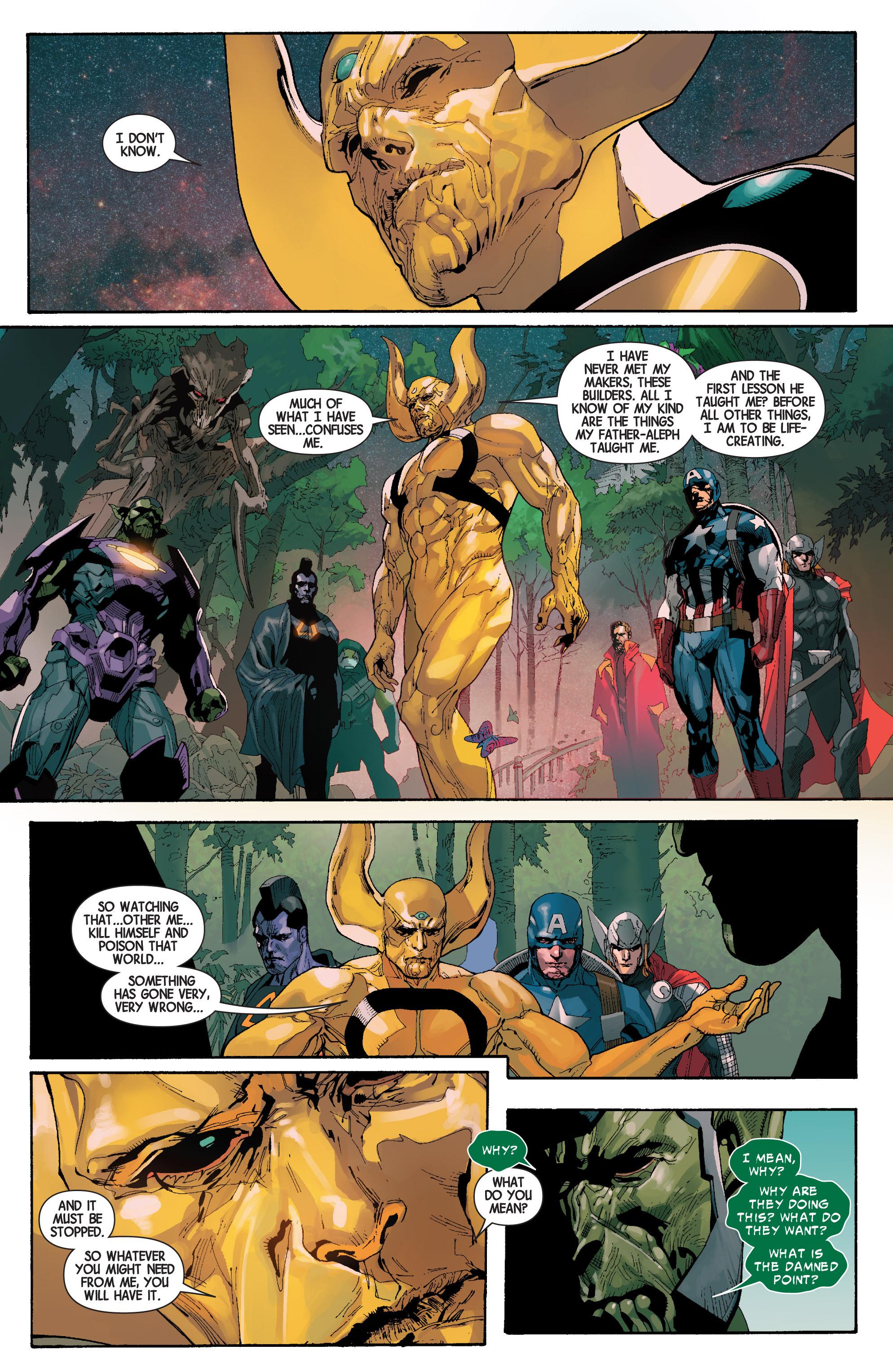 Read online Avengers (2013) comic -  Issue #Avengers (2013) _TPB 4 - 51