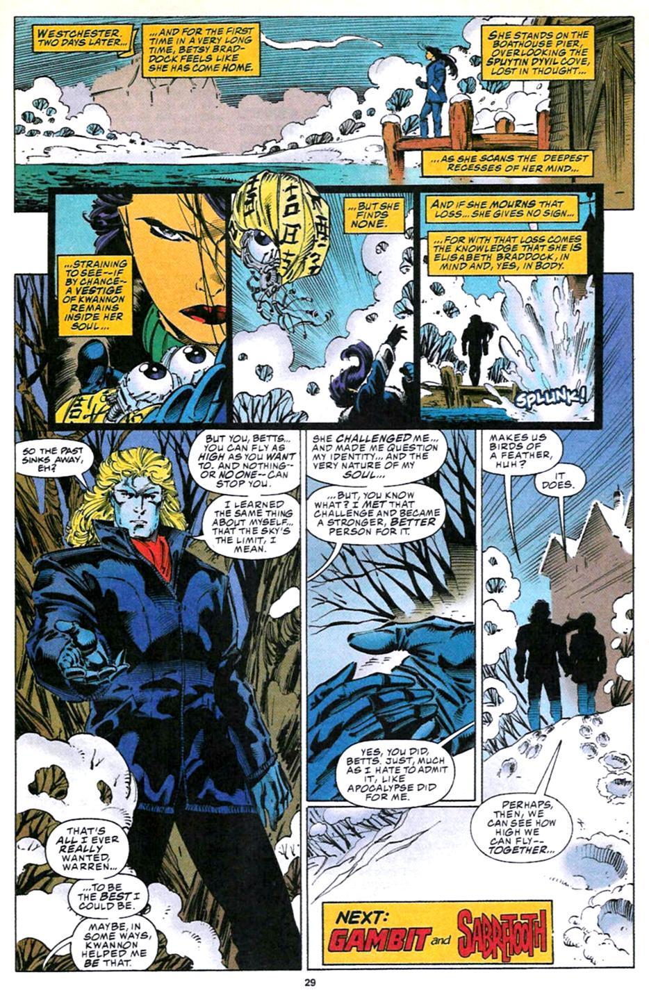 X-Men (1991) 32 Page 19