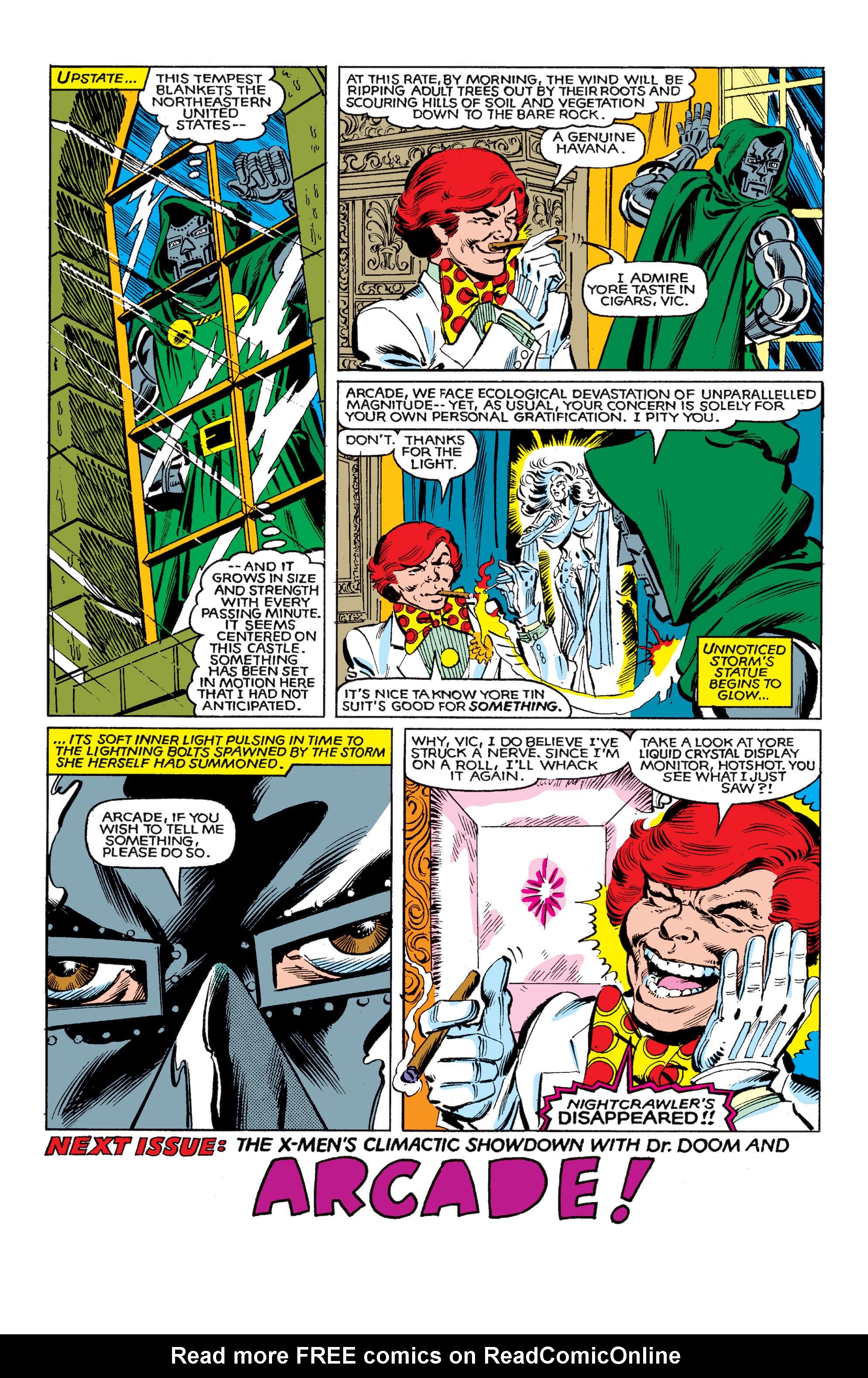 Read online Uncanny X-Men (1963) comic -  Issue #146 - 23