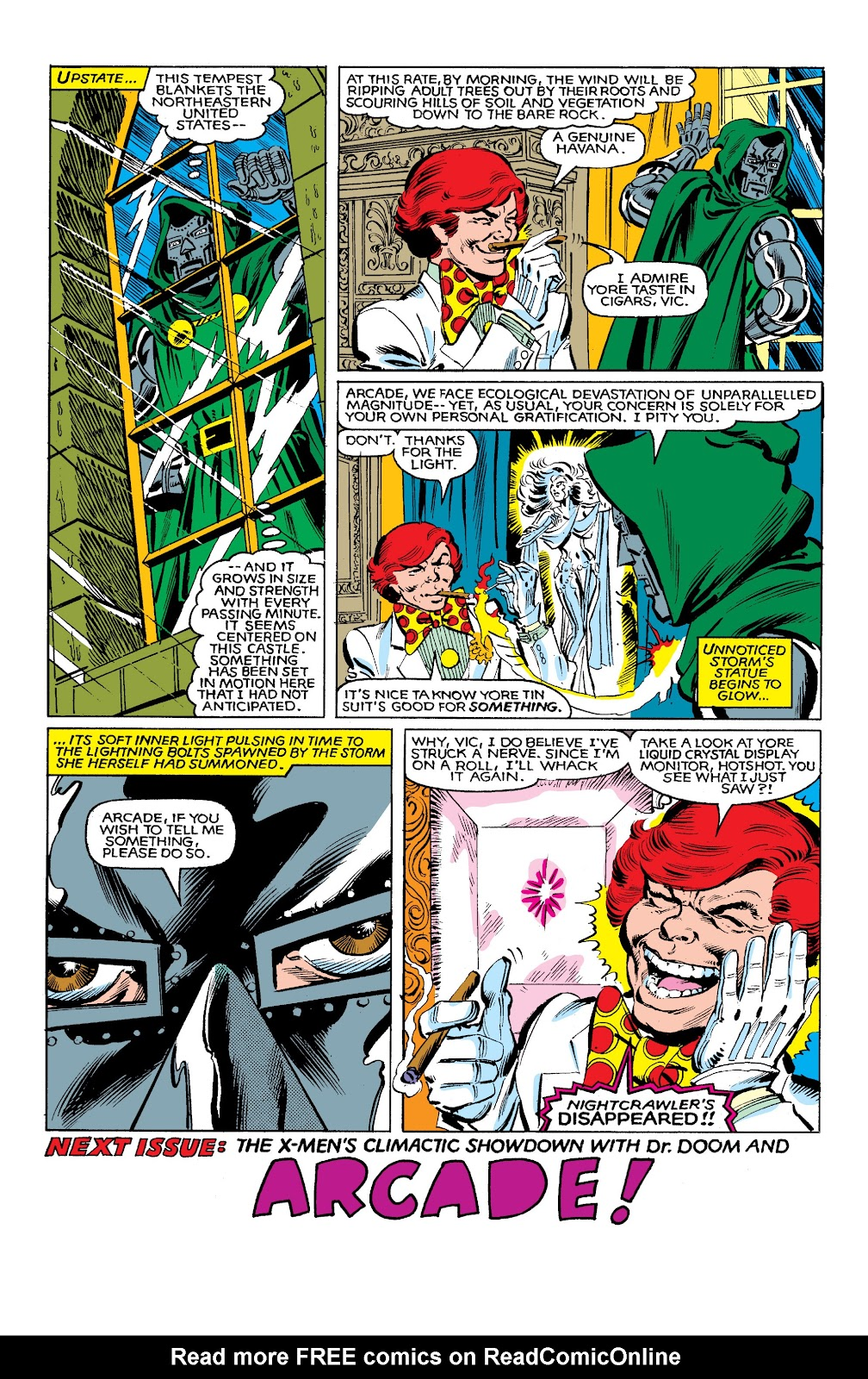 Uncanny X-Men (1963) issue 146 - Page 23
