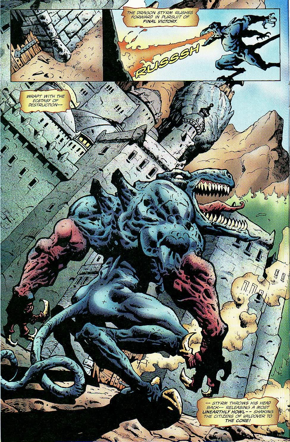 Read online Conan: Return of Styrm comic -  Issue #3 - 13