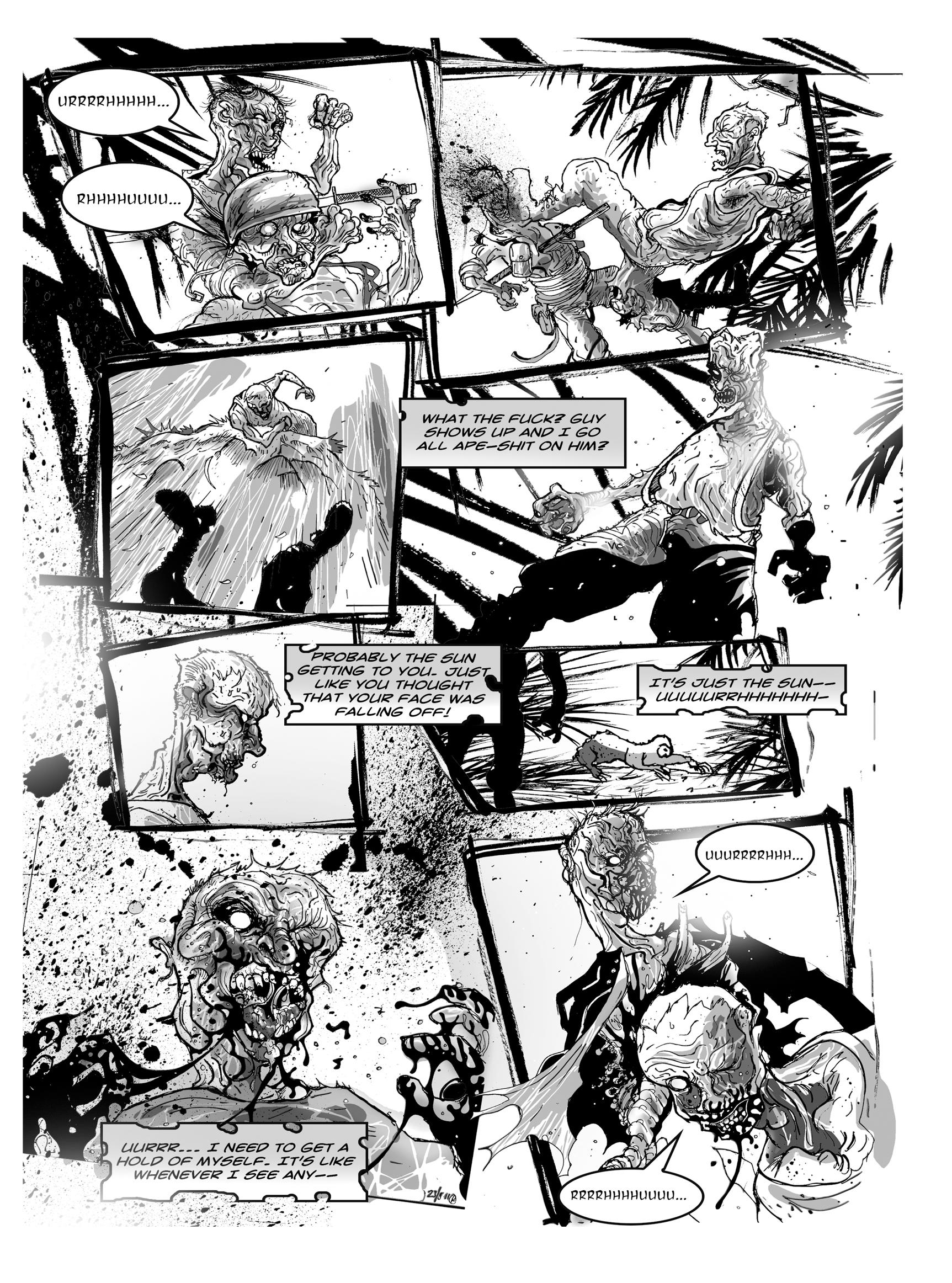 Read online FUBAR comic -  Issue #2 - 173