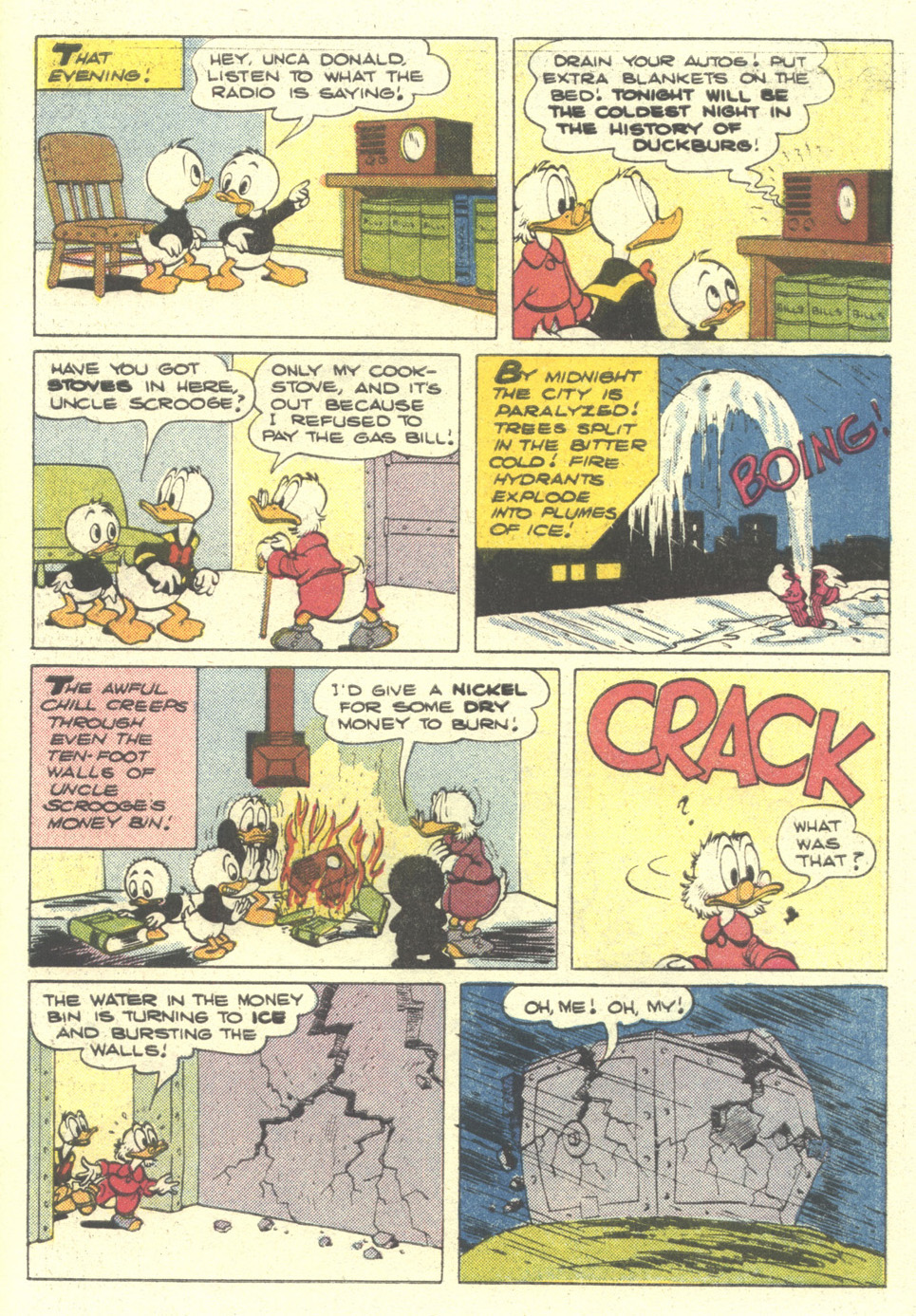 Read online Uncle Scrooge (1953) comic -  Issue #212 - 31