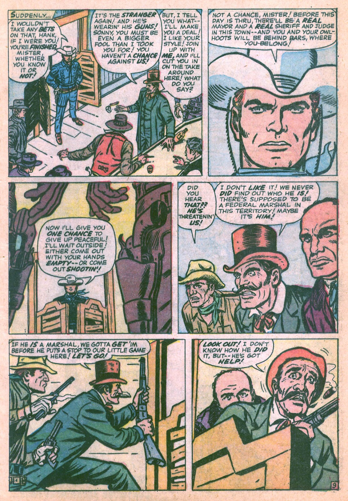 The Rawhide Kid (1955) issue 36 - Page 13