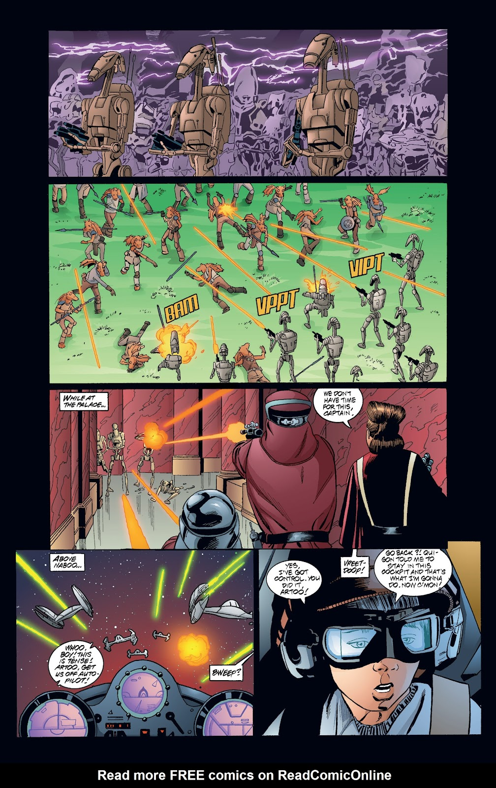 Read online Star Wars Legends: Rise of the Sith - Epic Collection comic -  Issue # TPB 2 (Part 4) - 22