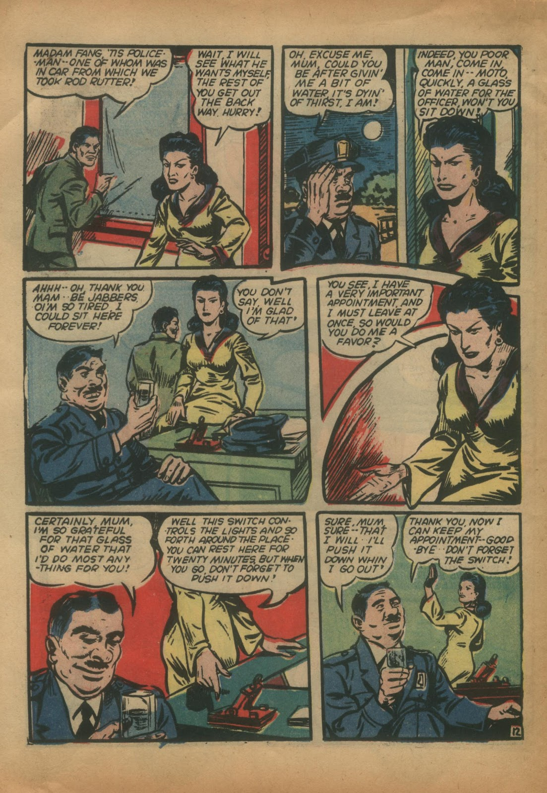The Blue Beetle issue 15 - Page 14