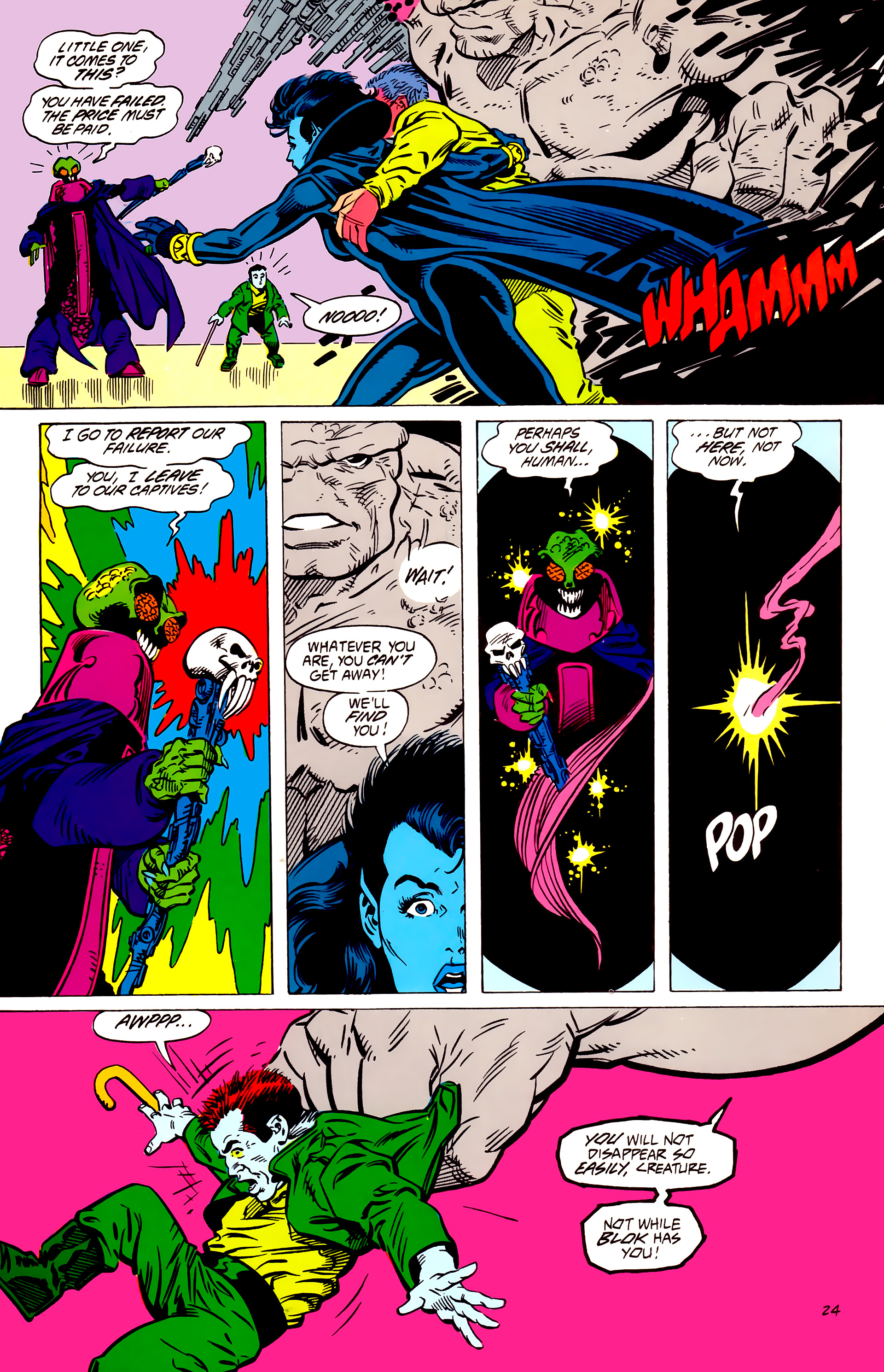 Legion of Super-Heroes (1984) 56 Page 24