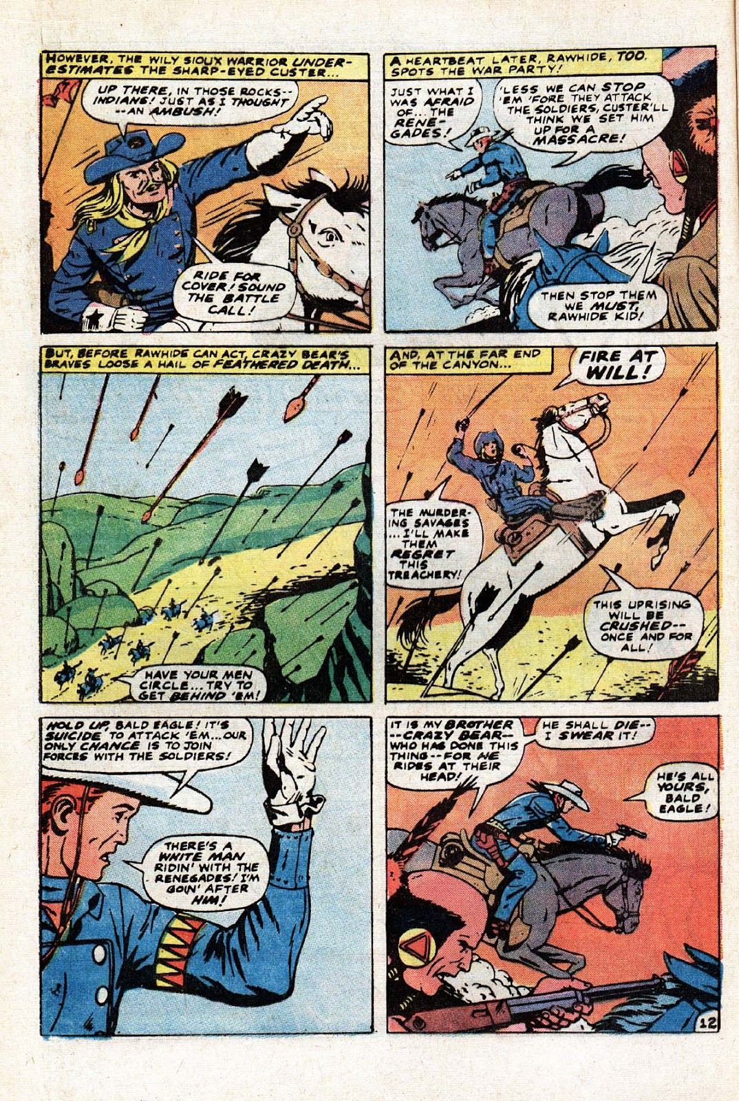 The Mighty Marvel Western issue 15 - Page 13