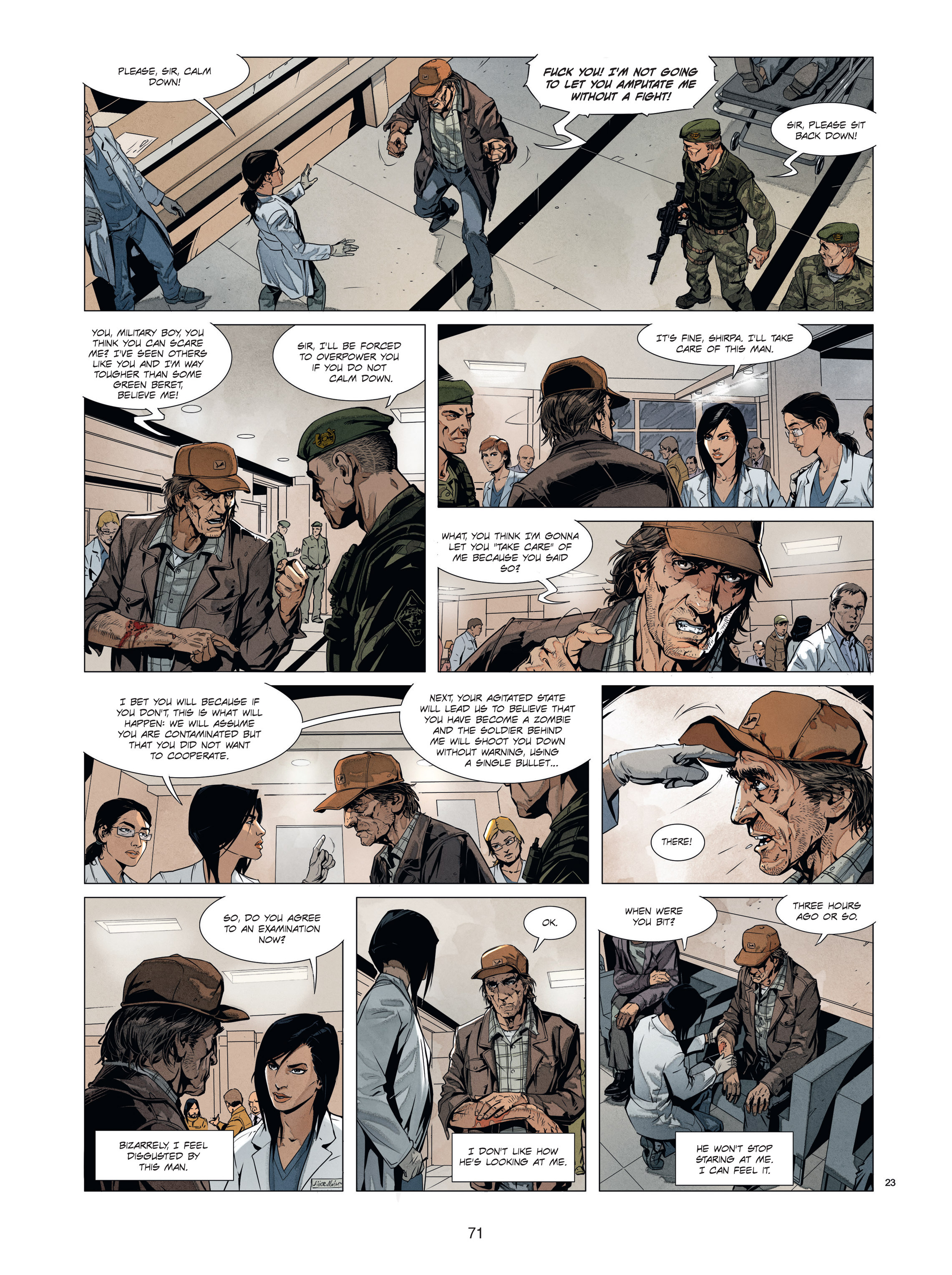 Read online Alice Matheson comic -  Issue #1 - 70