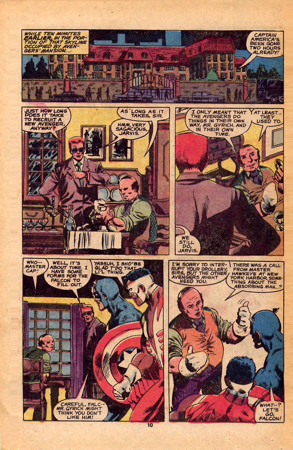 The Avengers (1963) 184 Page 7
