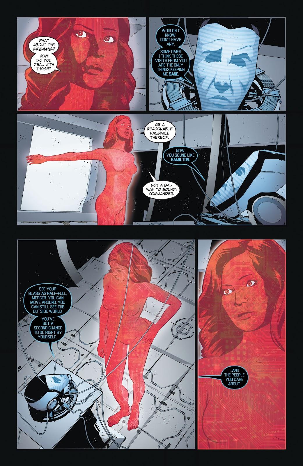 Read online Smallville Season 11 [II] comic -  Issue # TPB 6 - 29