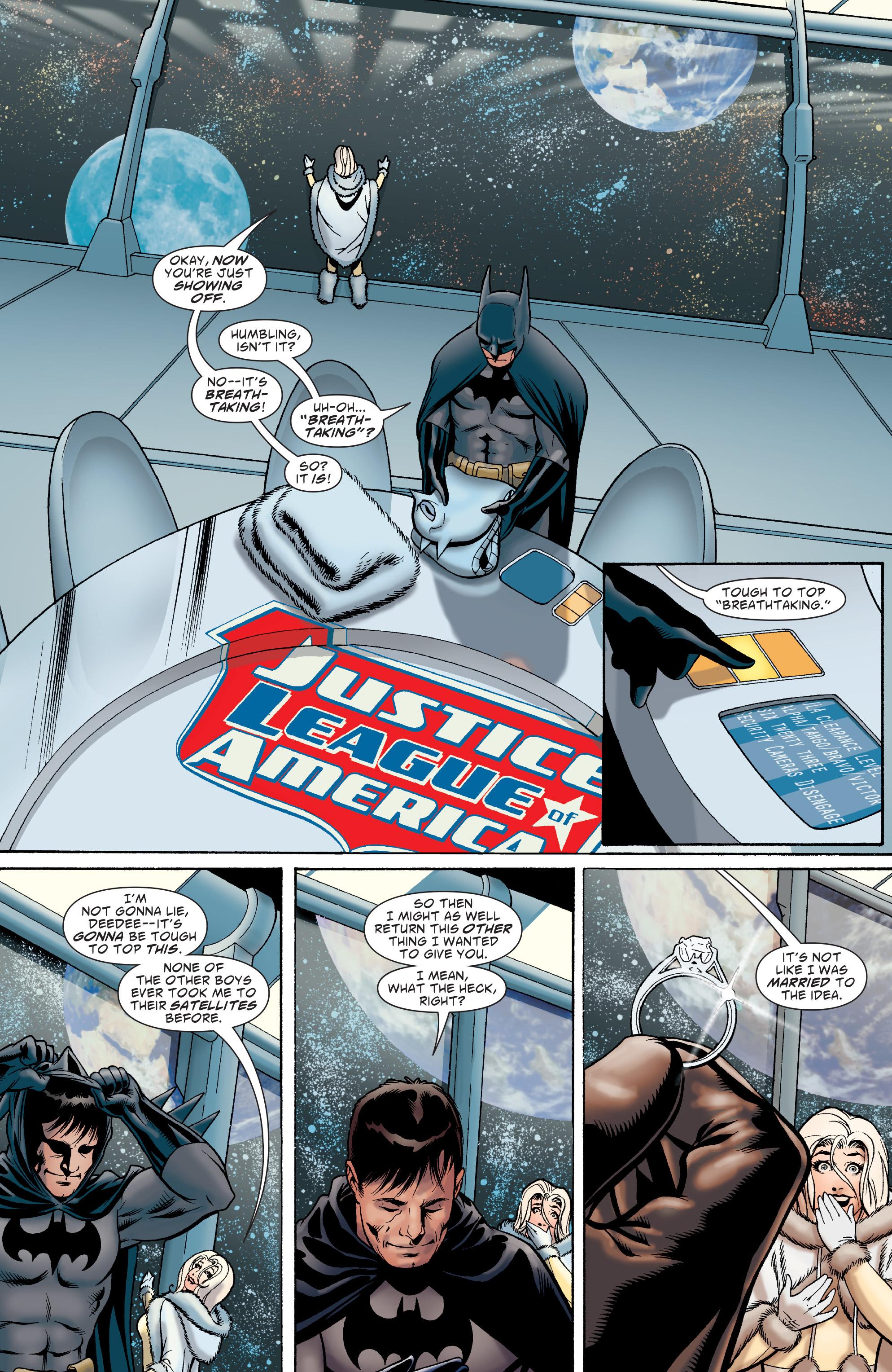 Read online Batman: The Widening Gyre comic -  Issue #6 - 9
