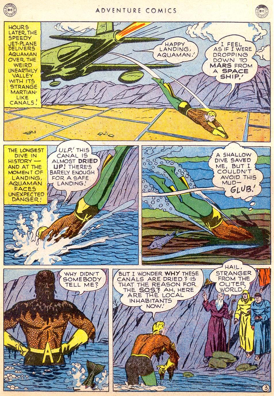 Read online Adventure Comics (1938) comic -  Issue #144 - 29