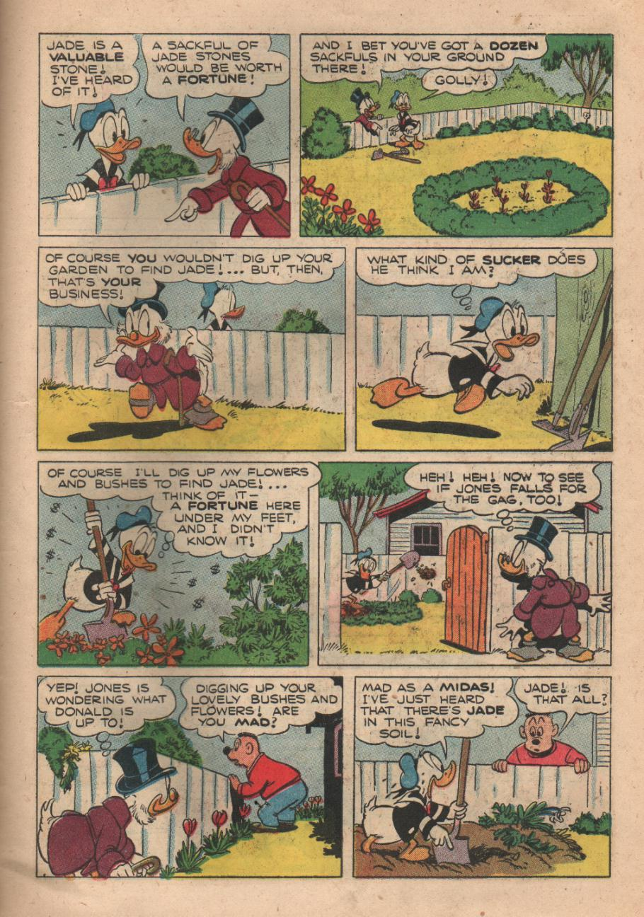 Read online Uncle Scrooge (1953) comic -  Issue #6 - 27