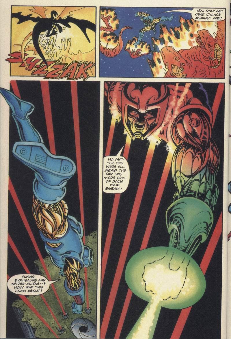 Read online Turok, Dinosaur Hunter (1993) comic -  Issue #19 - 12