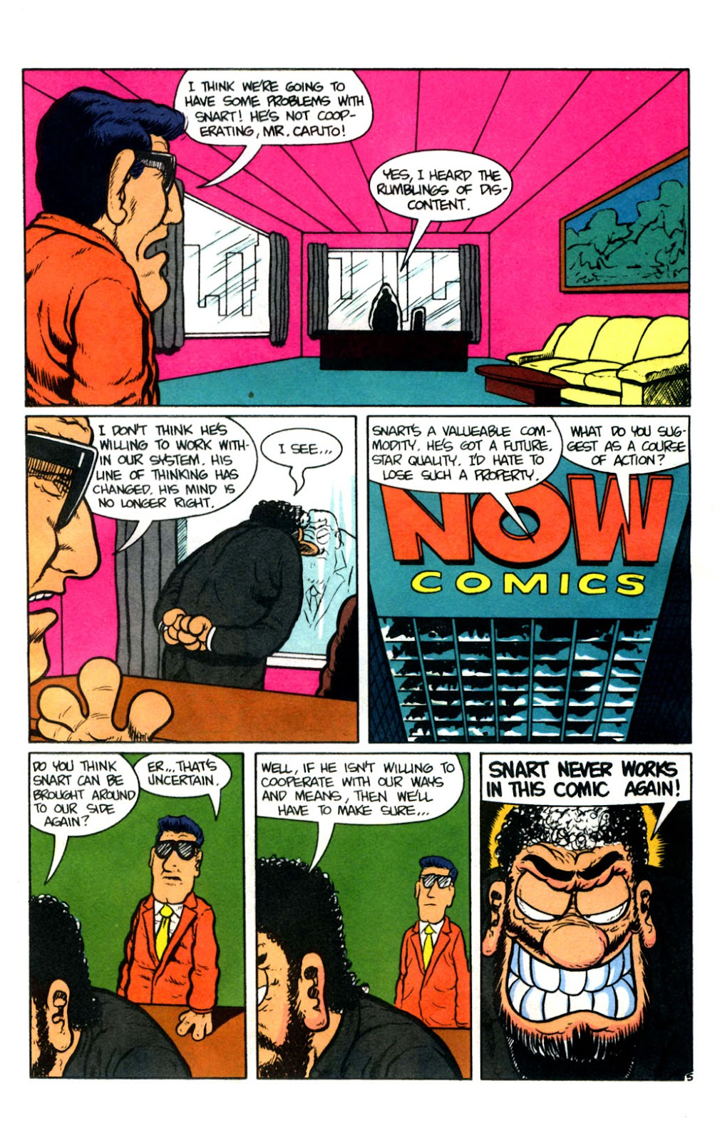 Ralph Snart Adventures (1988) issue 14 - Page 6