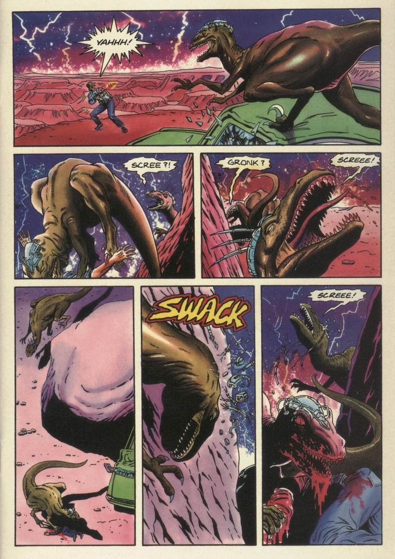 Read online Turok, Dinosaur Hunter (1993) comic -  Issue #16 - 4