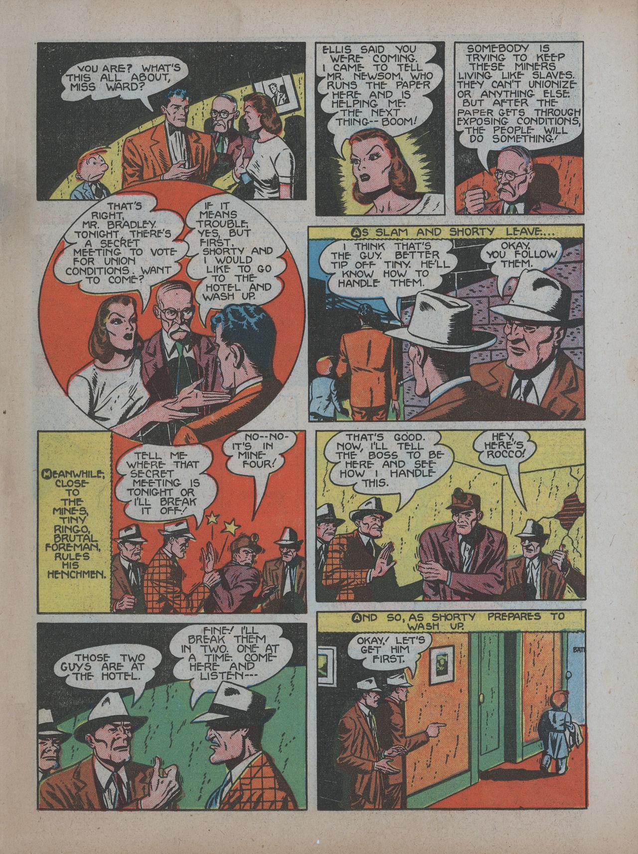 Read online Detective Comics (1937) comic -  Issue #48 - 63