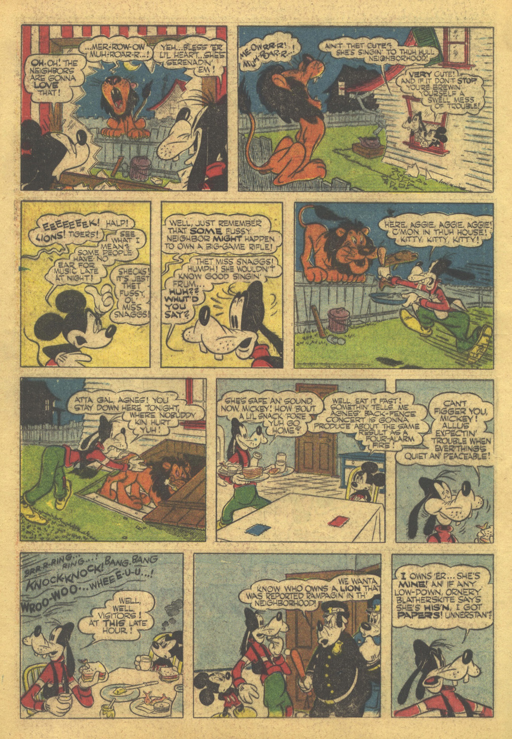 Walt Disney's Comics and Stories issue 86 - Page 48