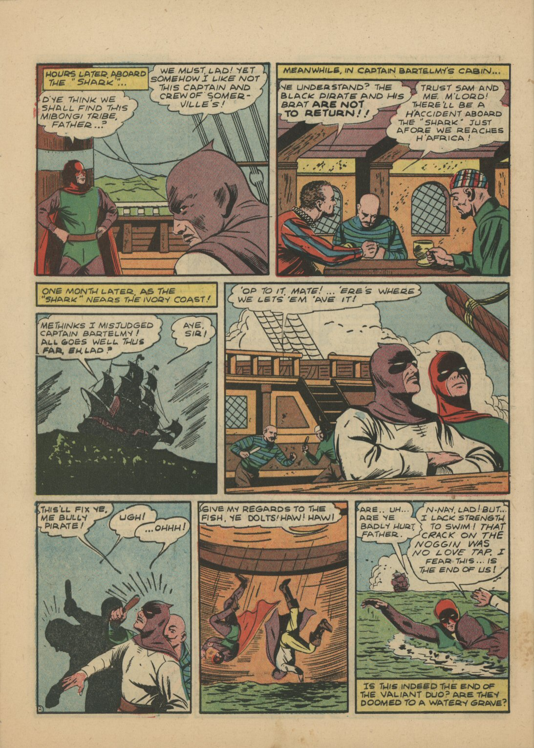 Read online Sensation (Mystery) Comics comic -  Issue #21 - 17