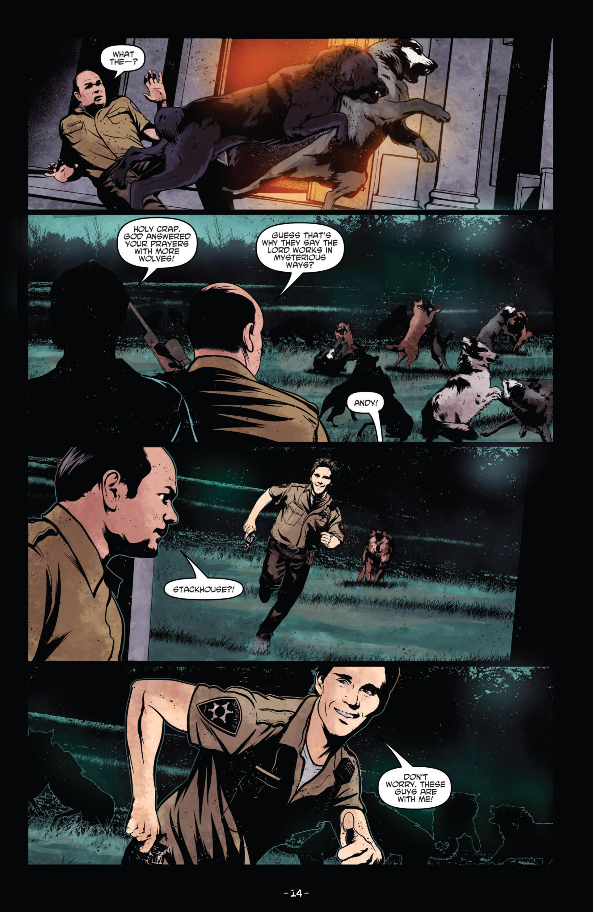 Read online True Blood (2012) comic -  Issue #9 - 16