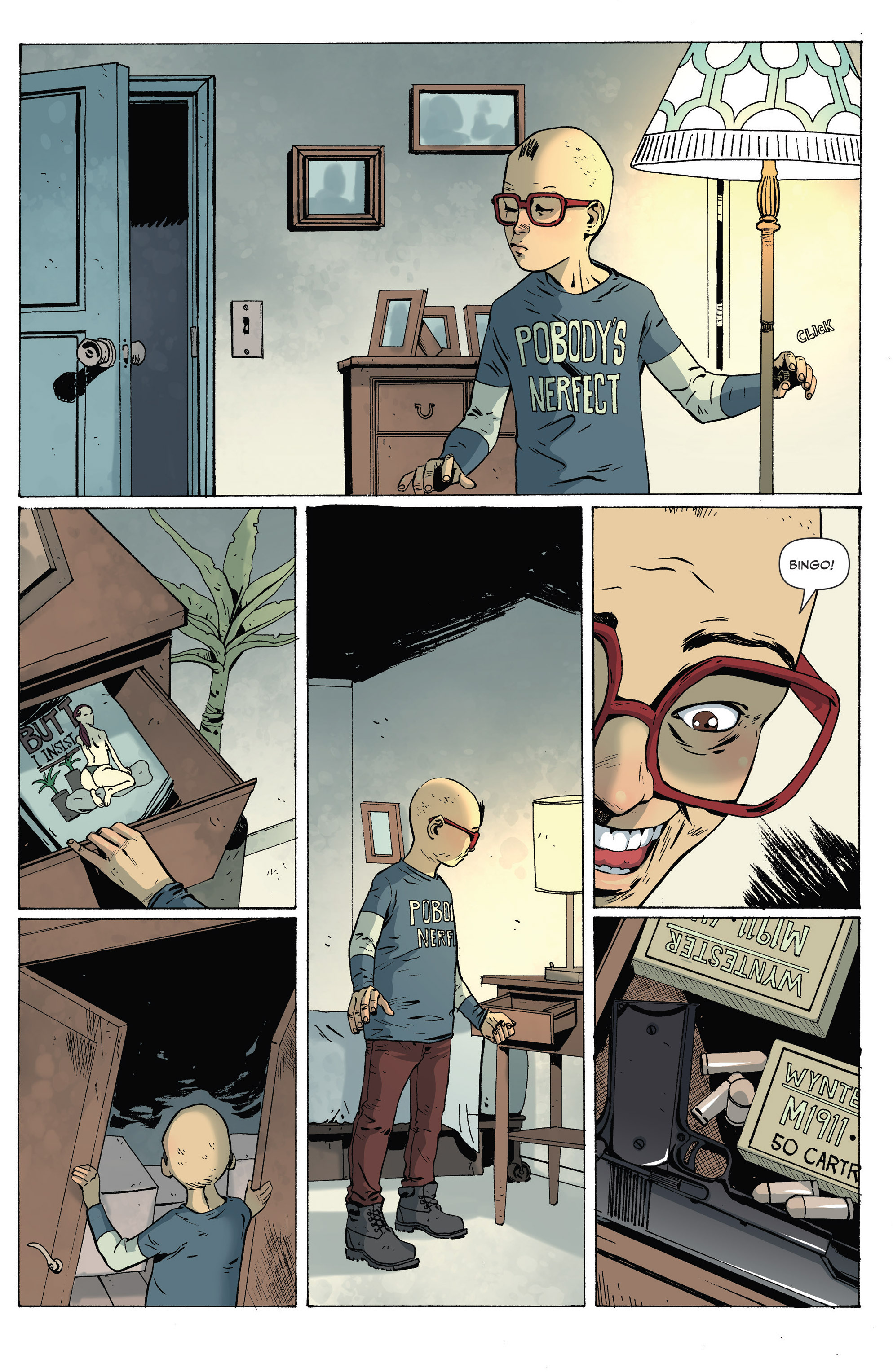 Read online Sheltered comic -  Issue #8 - 22