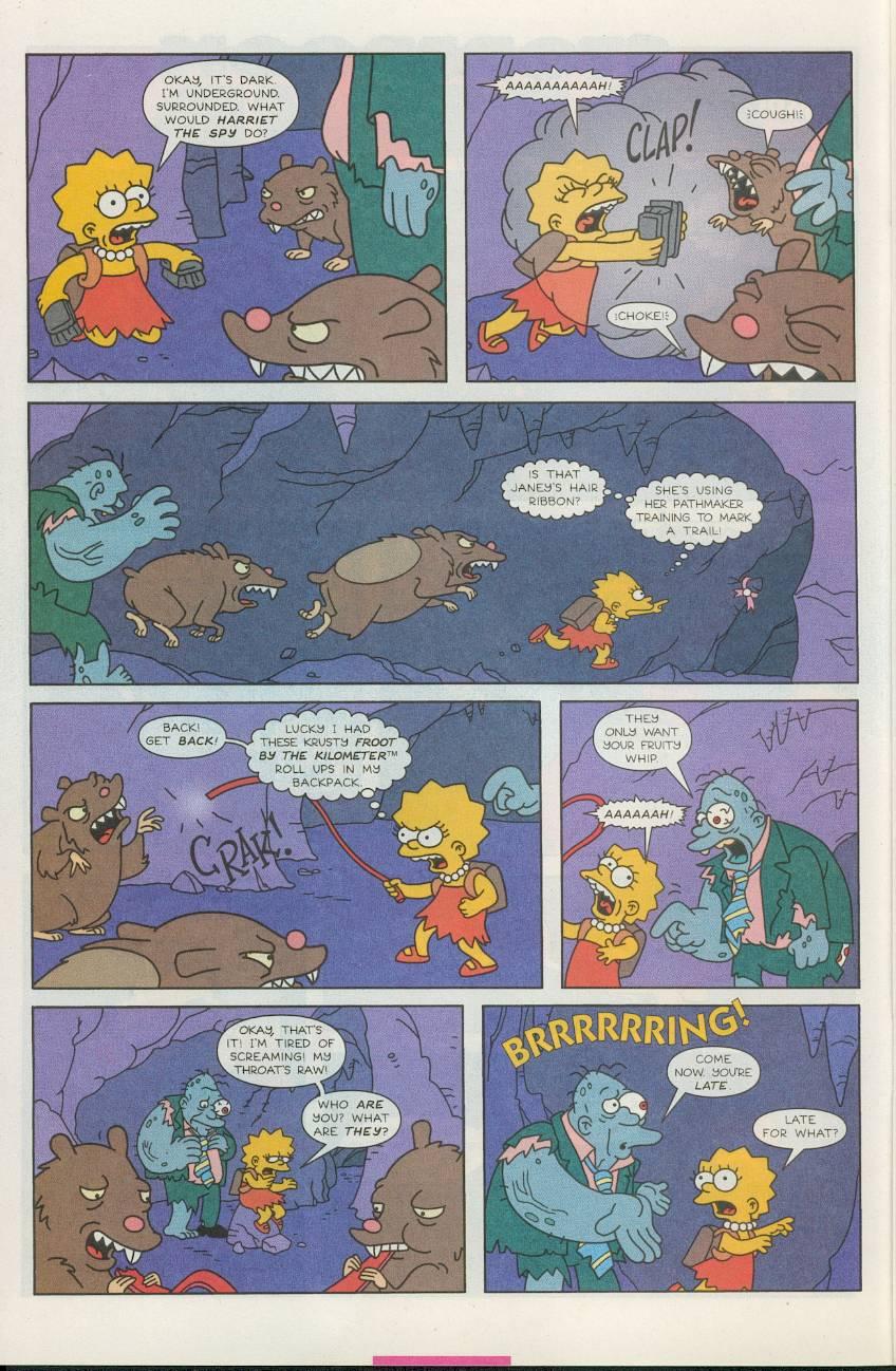 Read online Simpsons Comics comic -  Issue #49 - 26