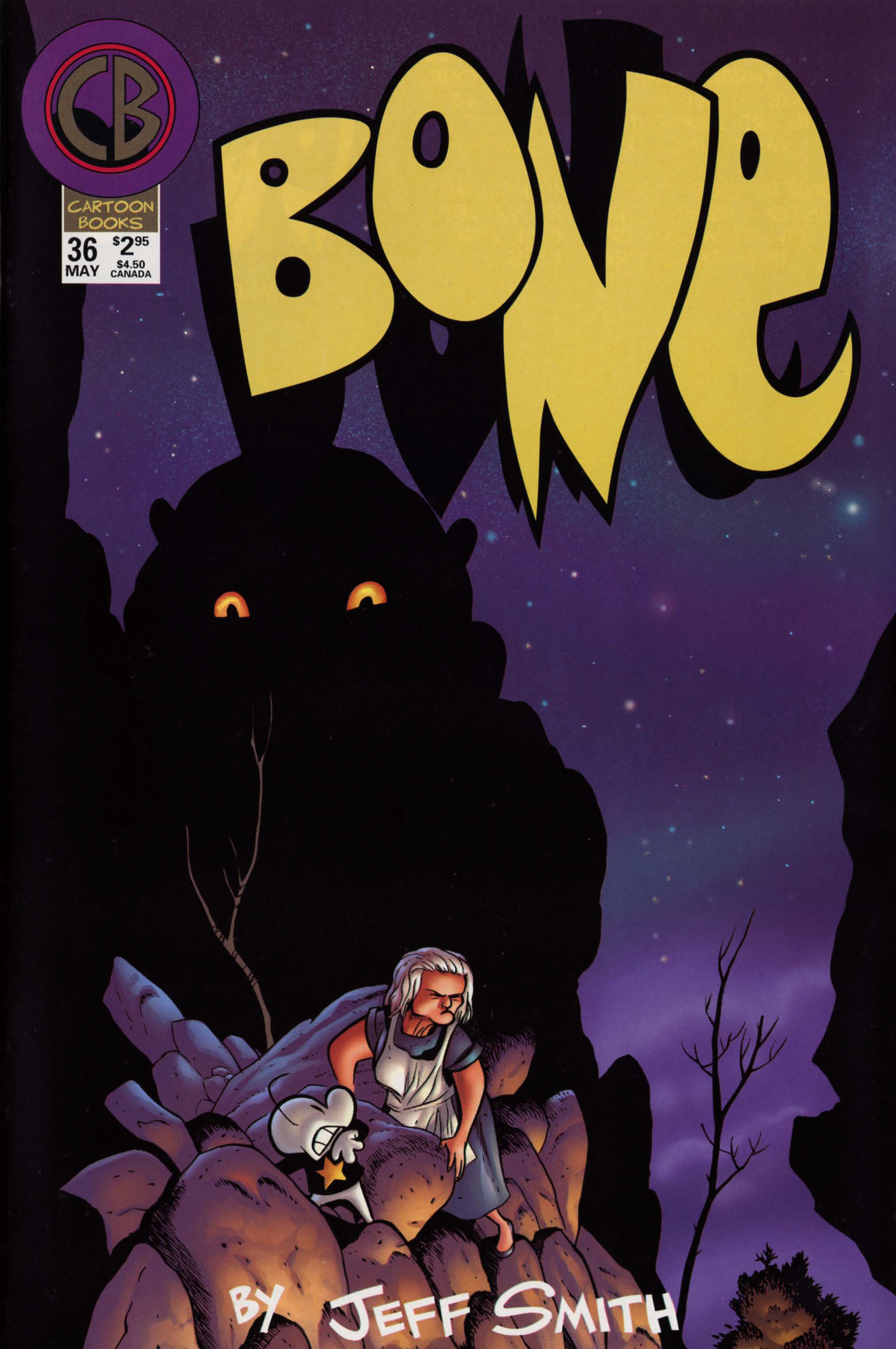 Bone 1991 Issue 36