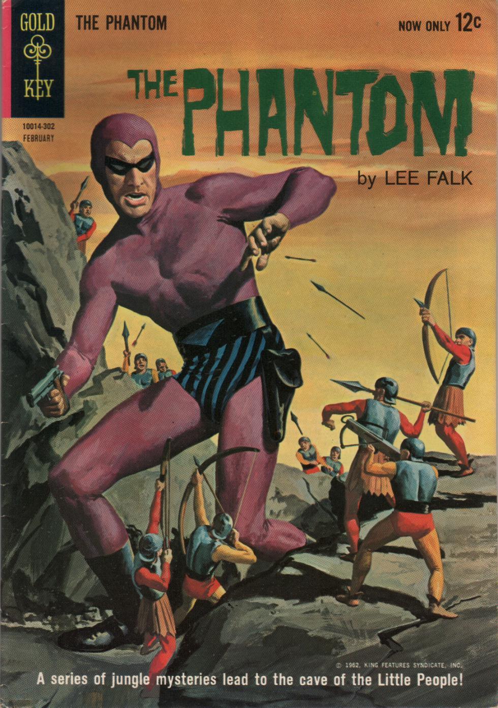 The Phantom (1962) 2 Page 1