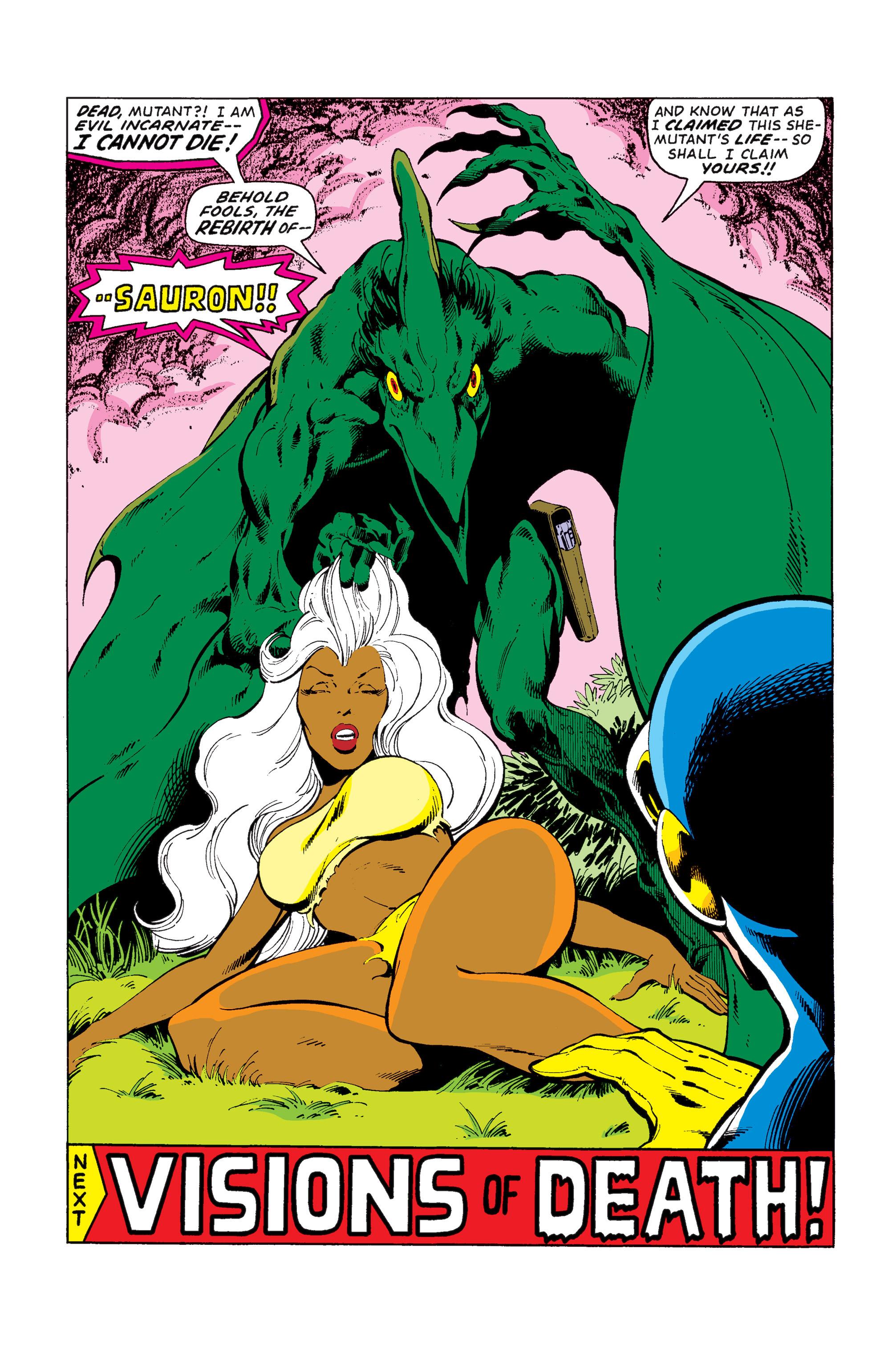 Uncanny X-Men (1963) 114 Page 17