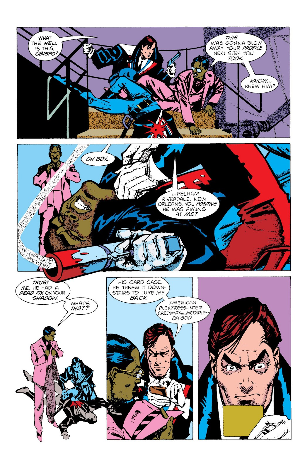 American Flagg! issue Definitive Collection (Part 2) - Page 86