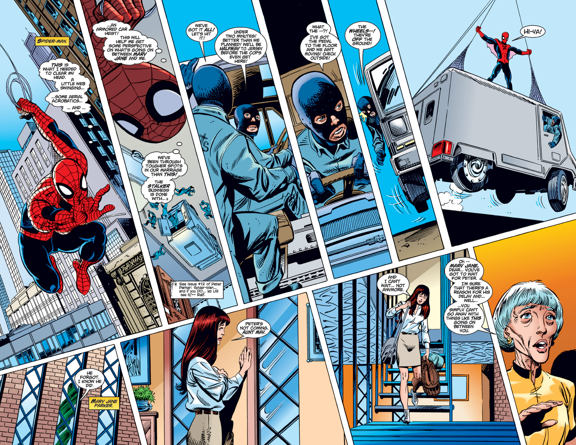 The Amazing Spider-Man (1999) 13 Page 2