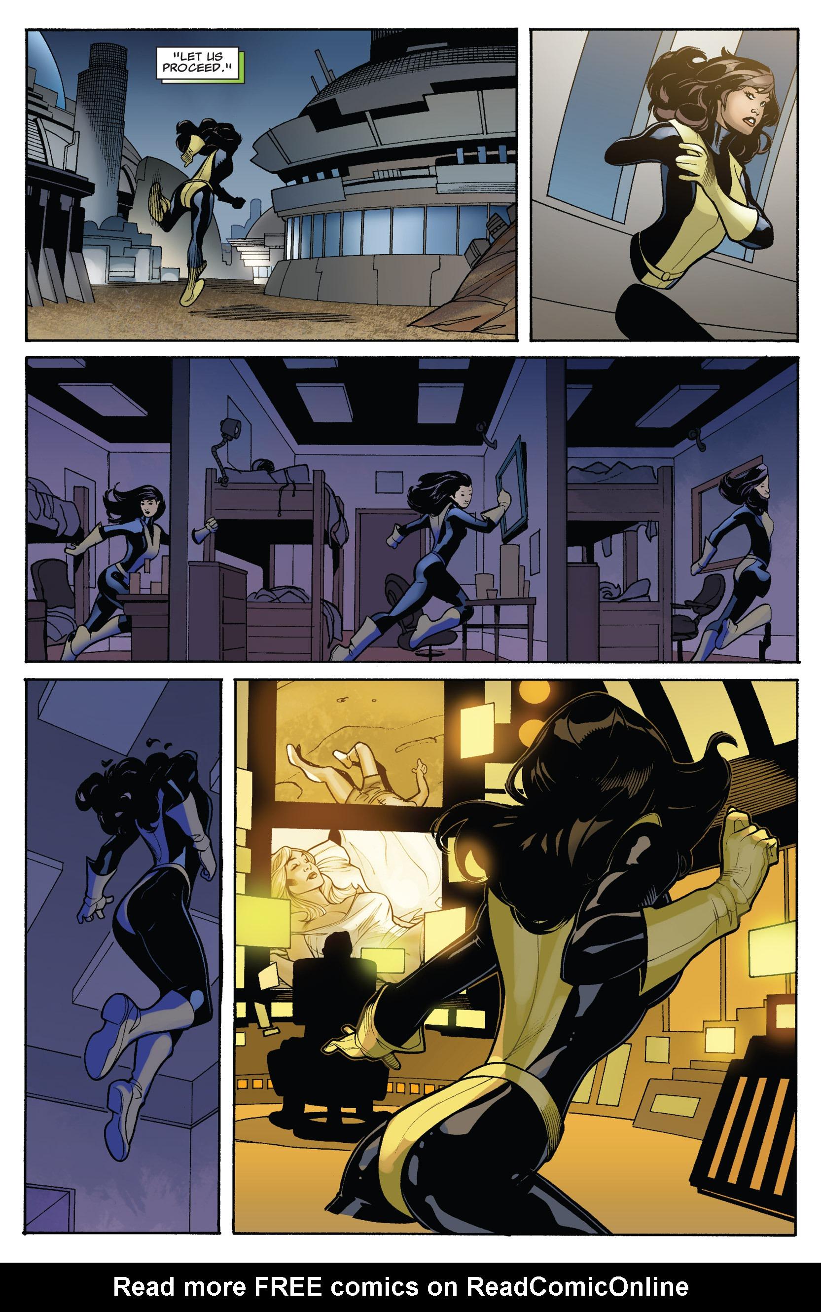 Read online Uncanny X-Men (1963) comic -  Issue #537 - 15