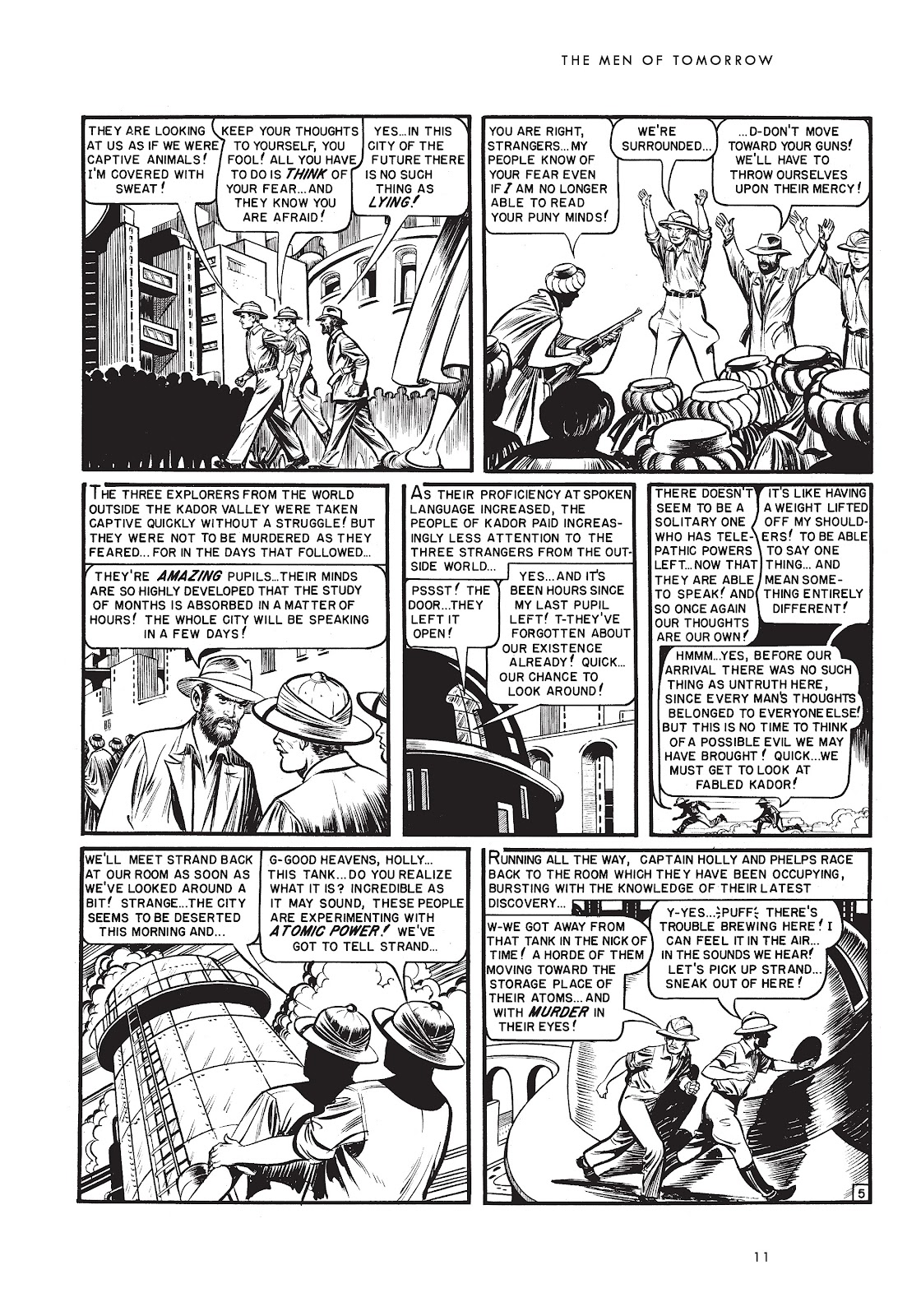 Read online The Martian Monster and Other Stories comic -  Issue # TPB (Part 1) - 26