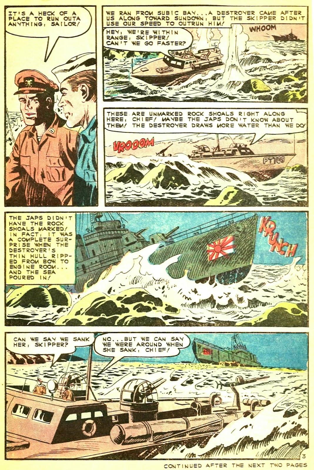 Read online Fightin' Navy comic -  Issue #124 - 28