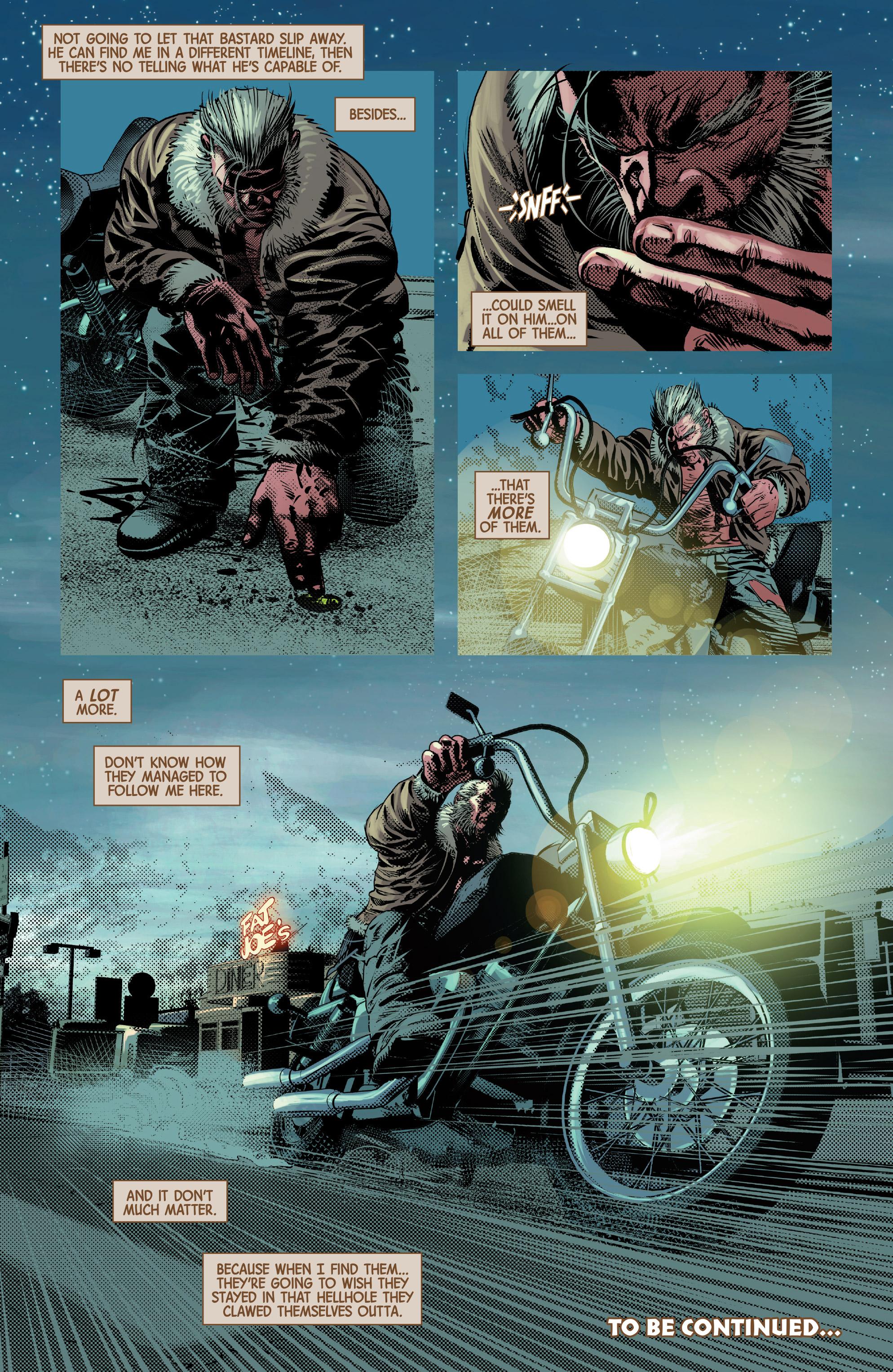 Read online Old Man Logan (2016) comic -  Issue #25 - 22
