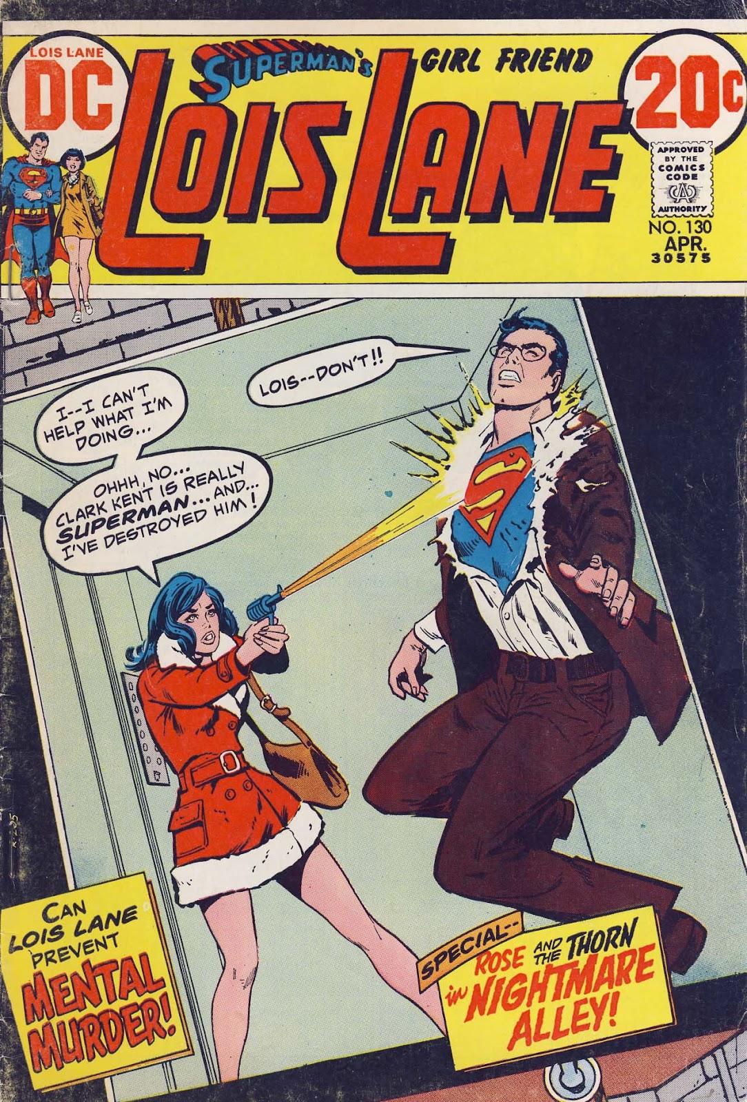 Supermans Girl Friend, Lois Lane 130 Page 1