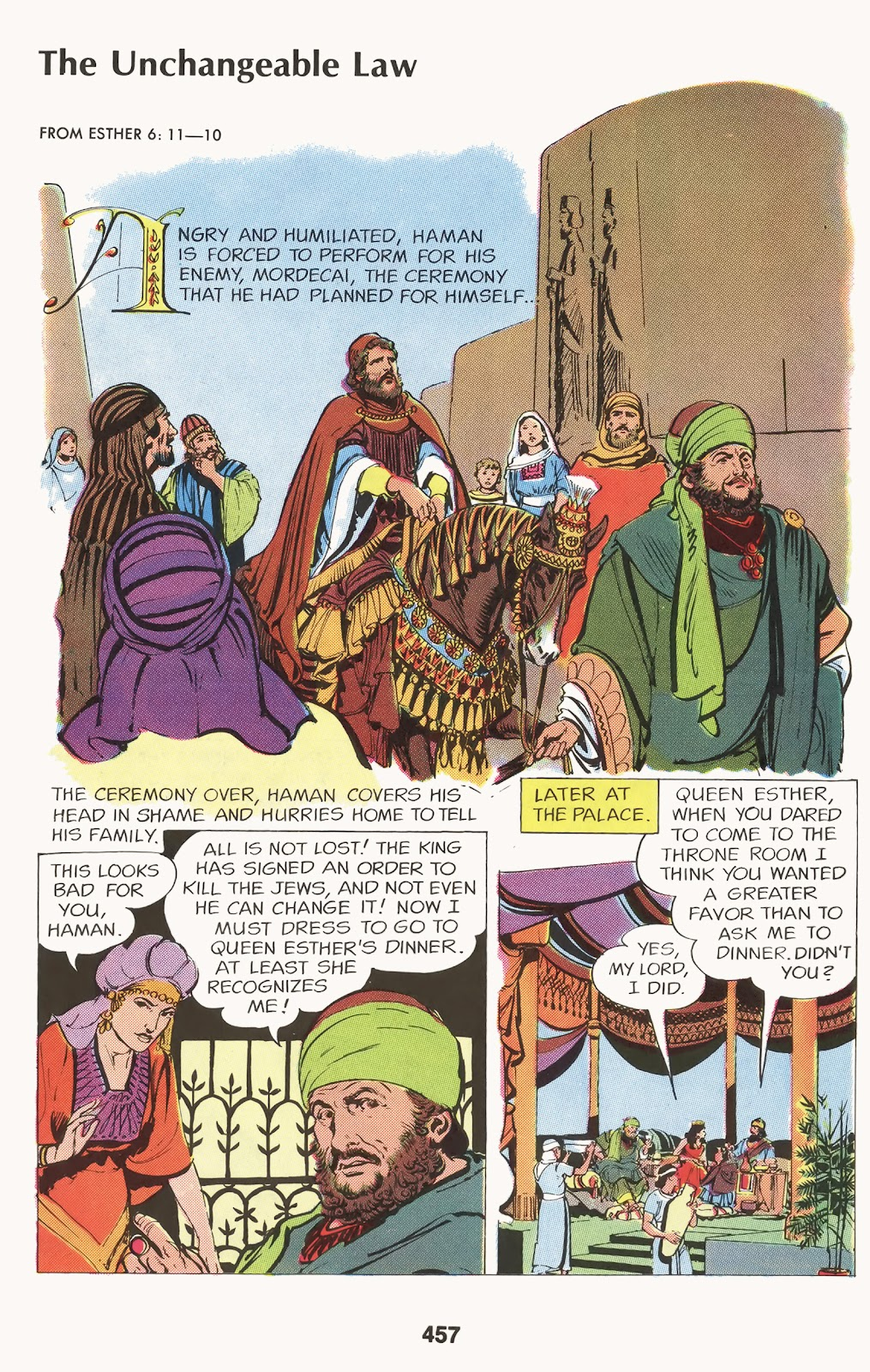 The Picture Bible issue TPB (Part 5) - Page 60